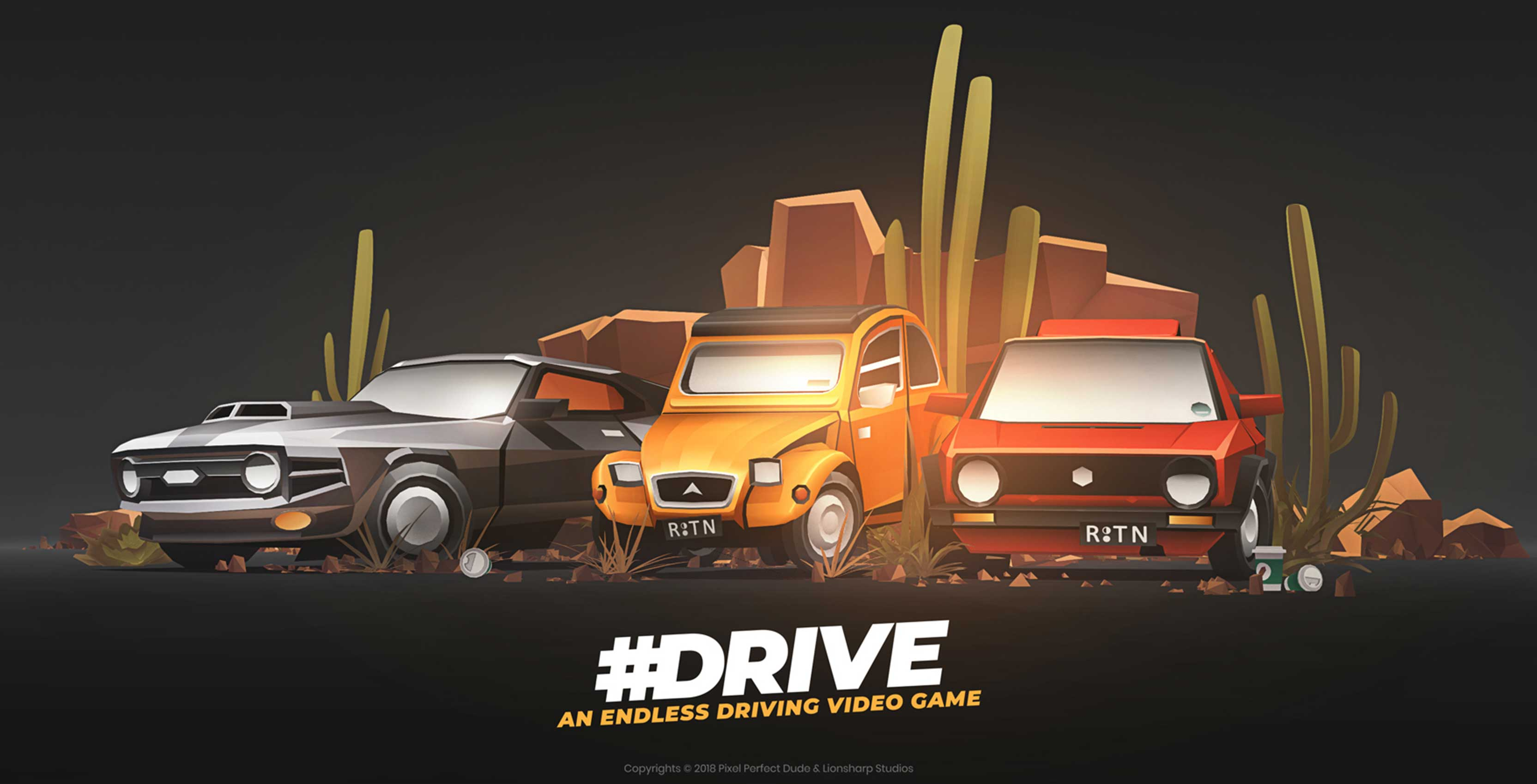 Drive Is A Stylish Driving Game With A Cool 80 S Vibe Game Of The Week