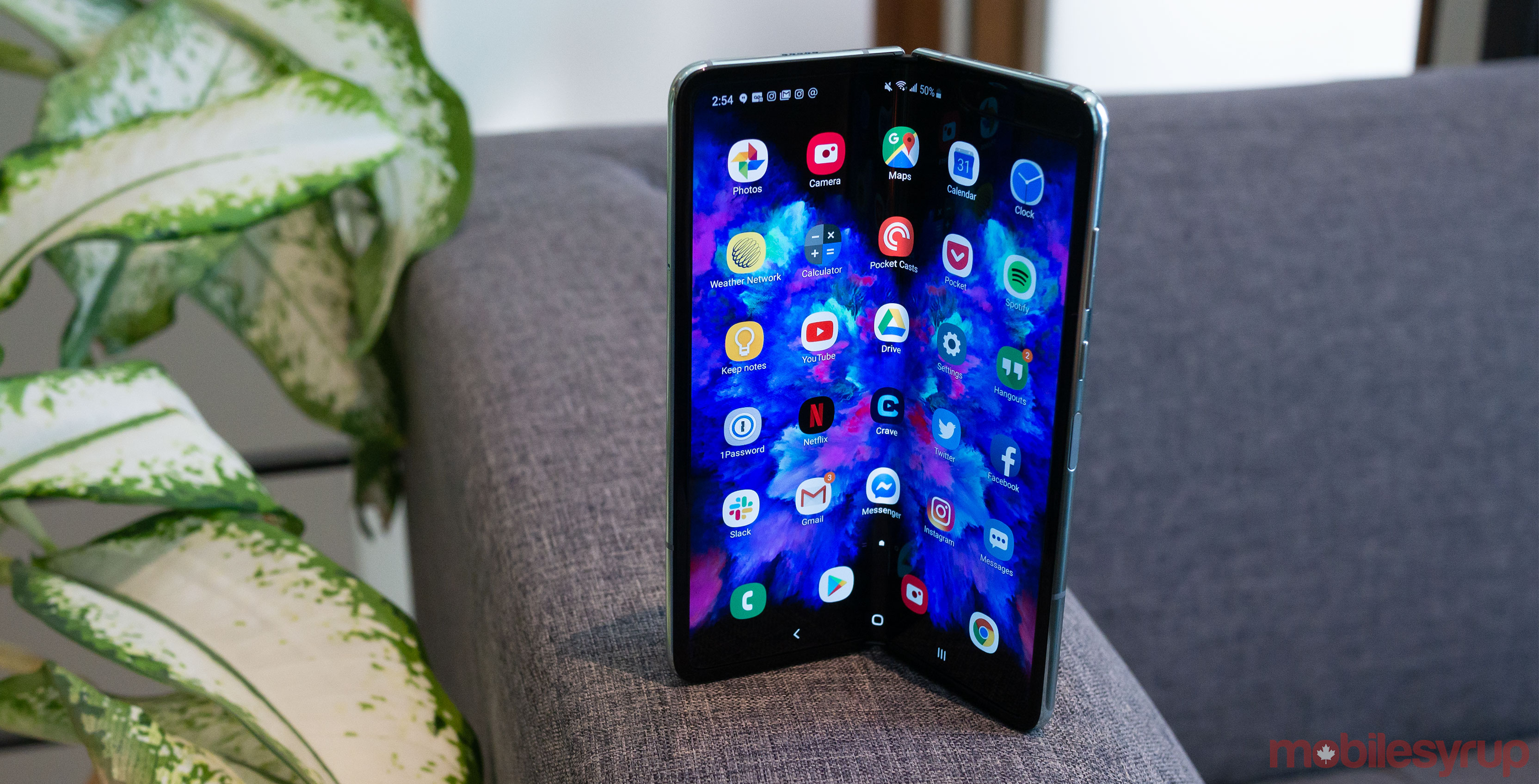 Samsung updates Galaxy Fold tutorial videos to highlight phone's design