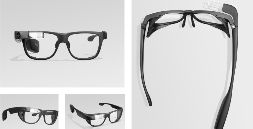 Google reveals new Glass Enterprise Edition 2 AR glasses