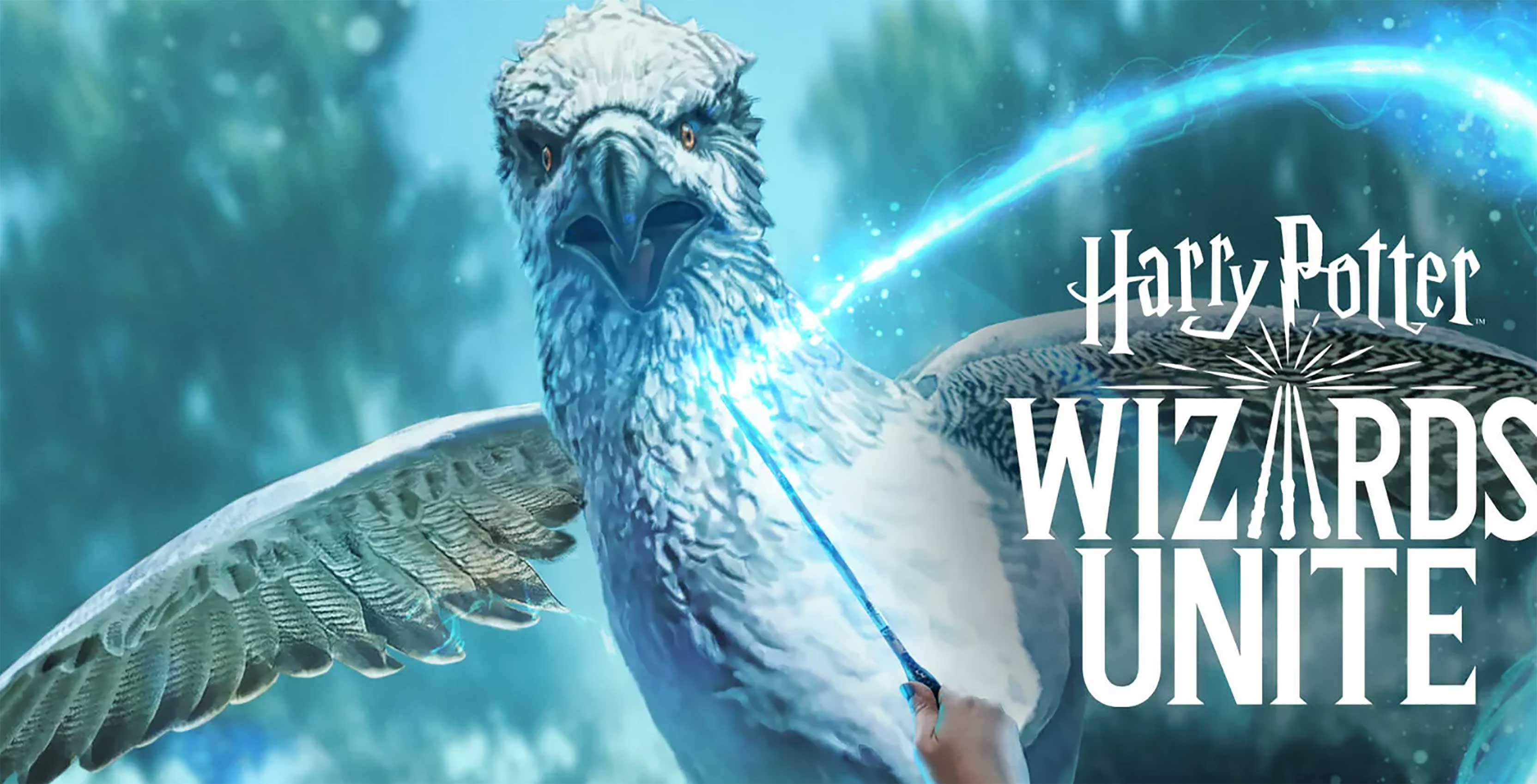Harry Potter: Wizards Unite Hippogriff