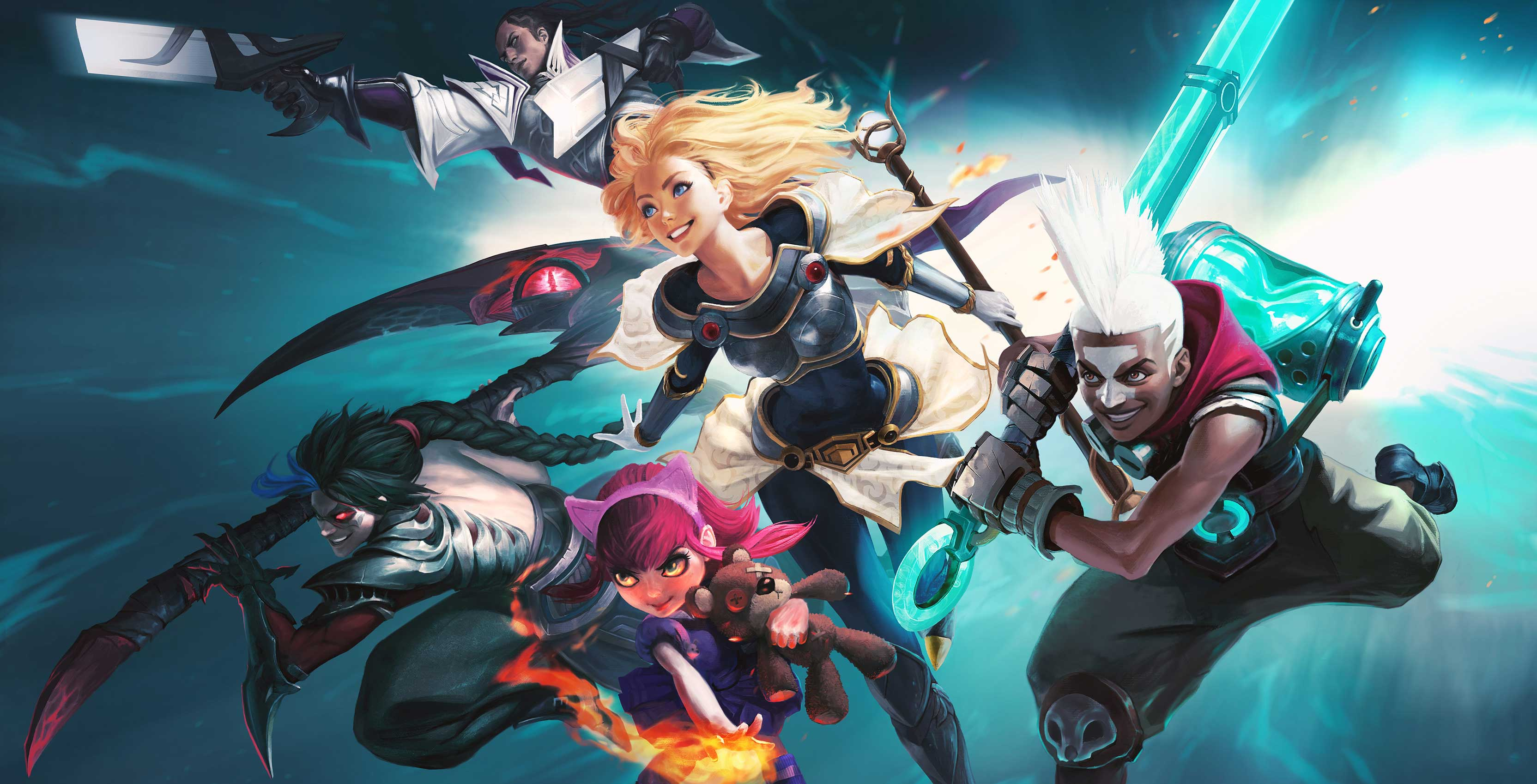Riot And Tencent Are Making A League Of Legends Mobile Game