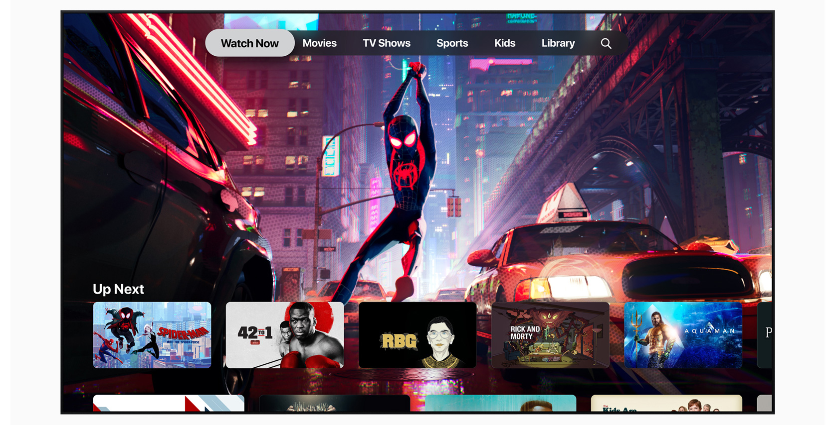 Apple's new Apple TV app is now available in Canada