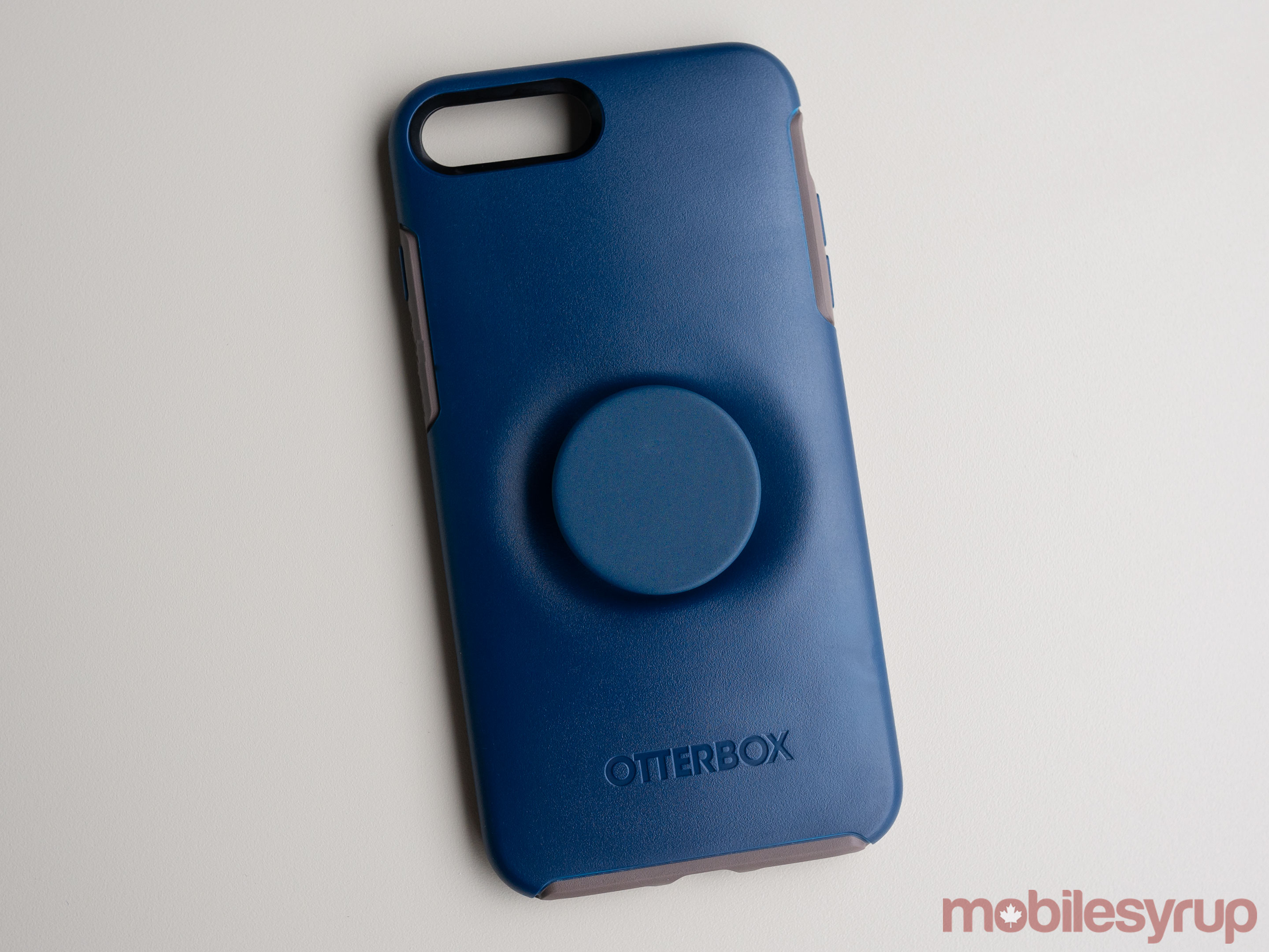OtterBox Popsocket Blue case