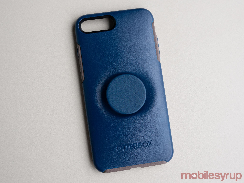 OtterBox Popsocket Blue case