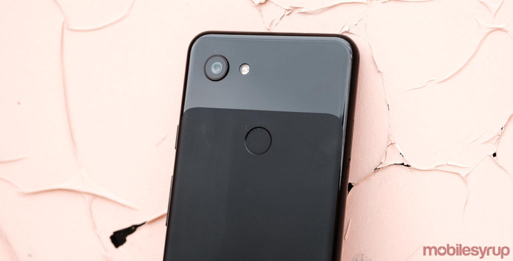Google Canada confirms Pixel 3a has been discontinued