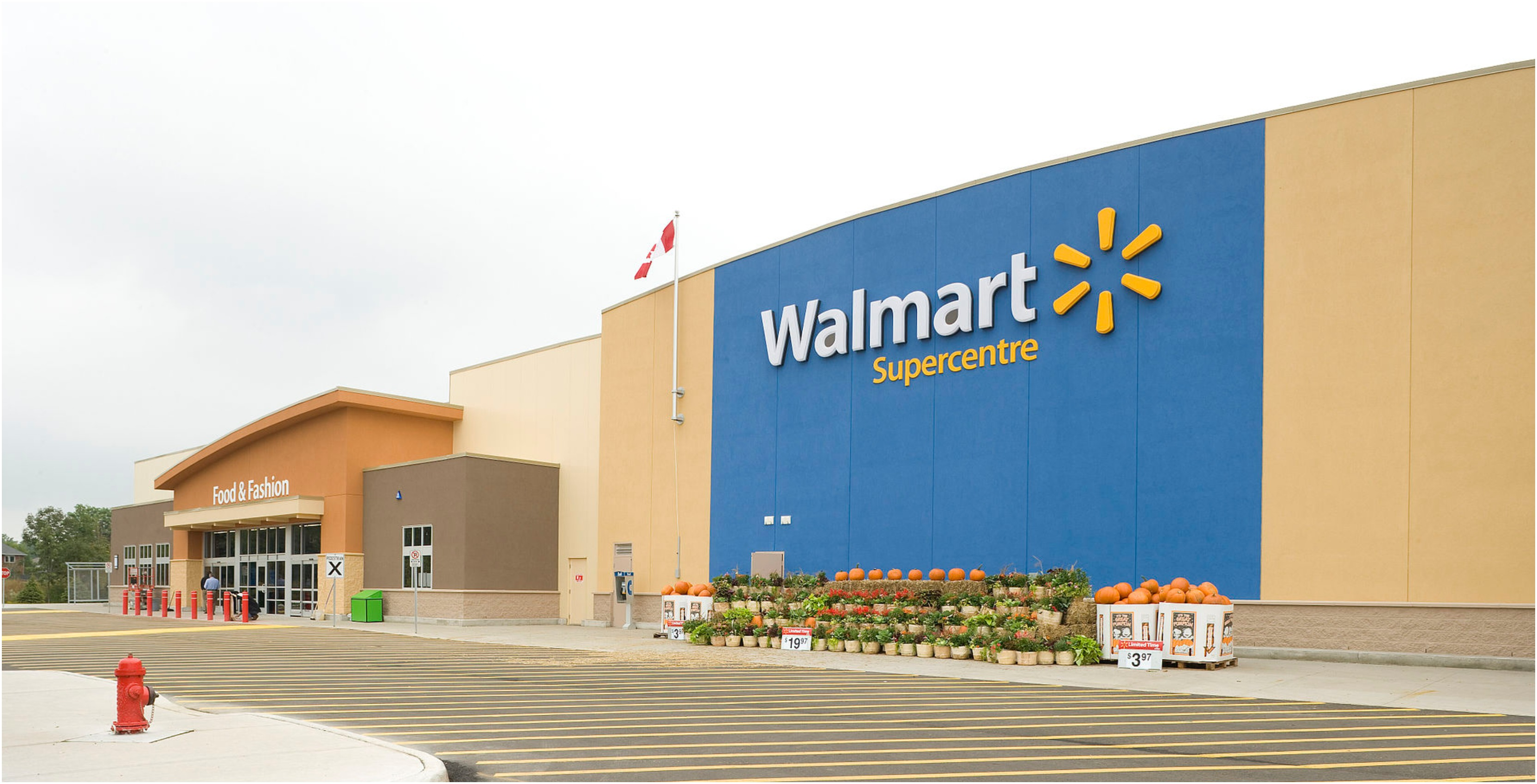 Walmart Canada now offers online grocery delivery to Montreal residents