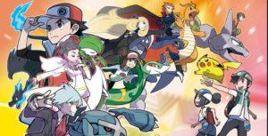 Pokémon Masters mobile game