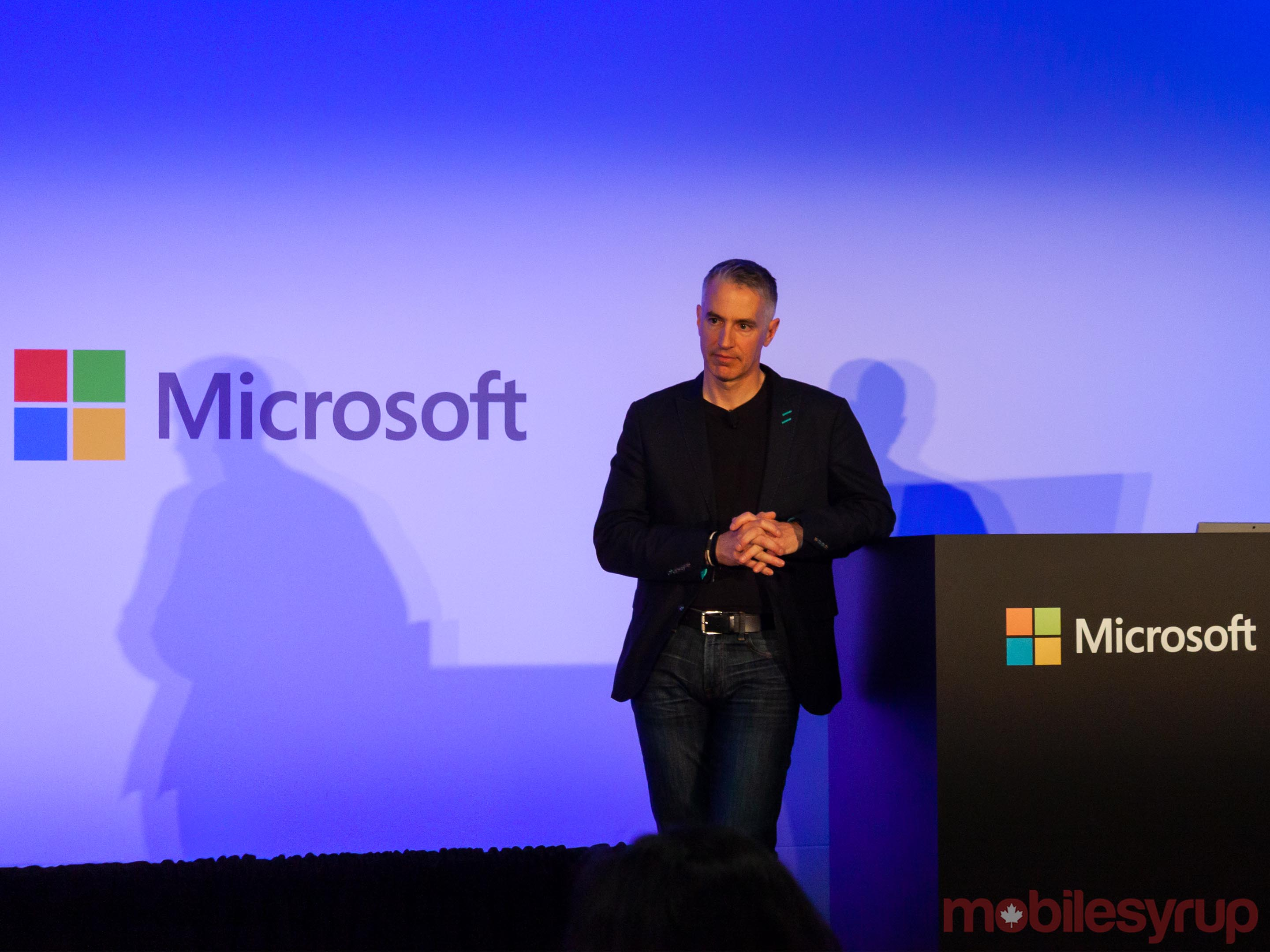 Microsoft's Tim O'Brien