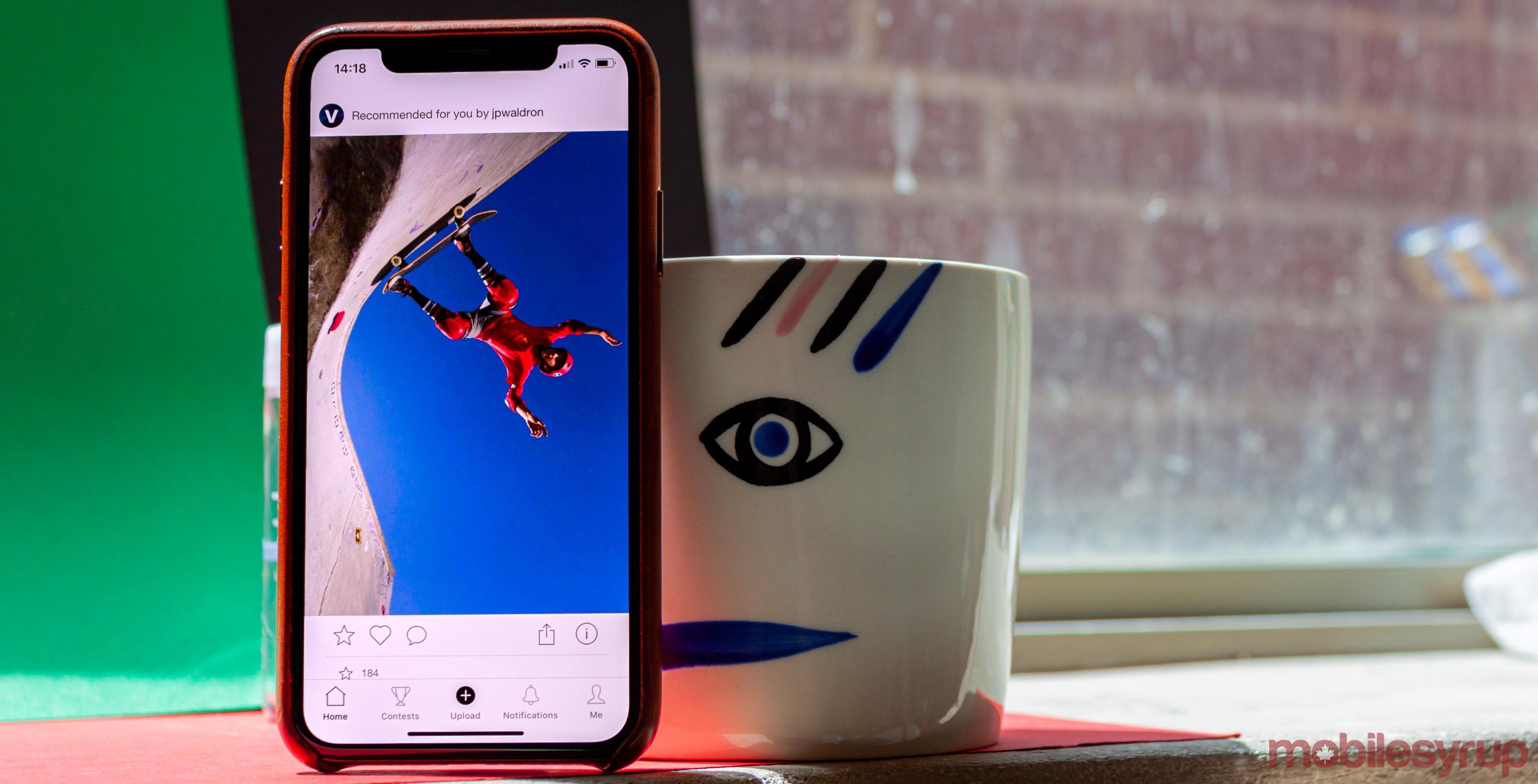 ViewBug on iOS