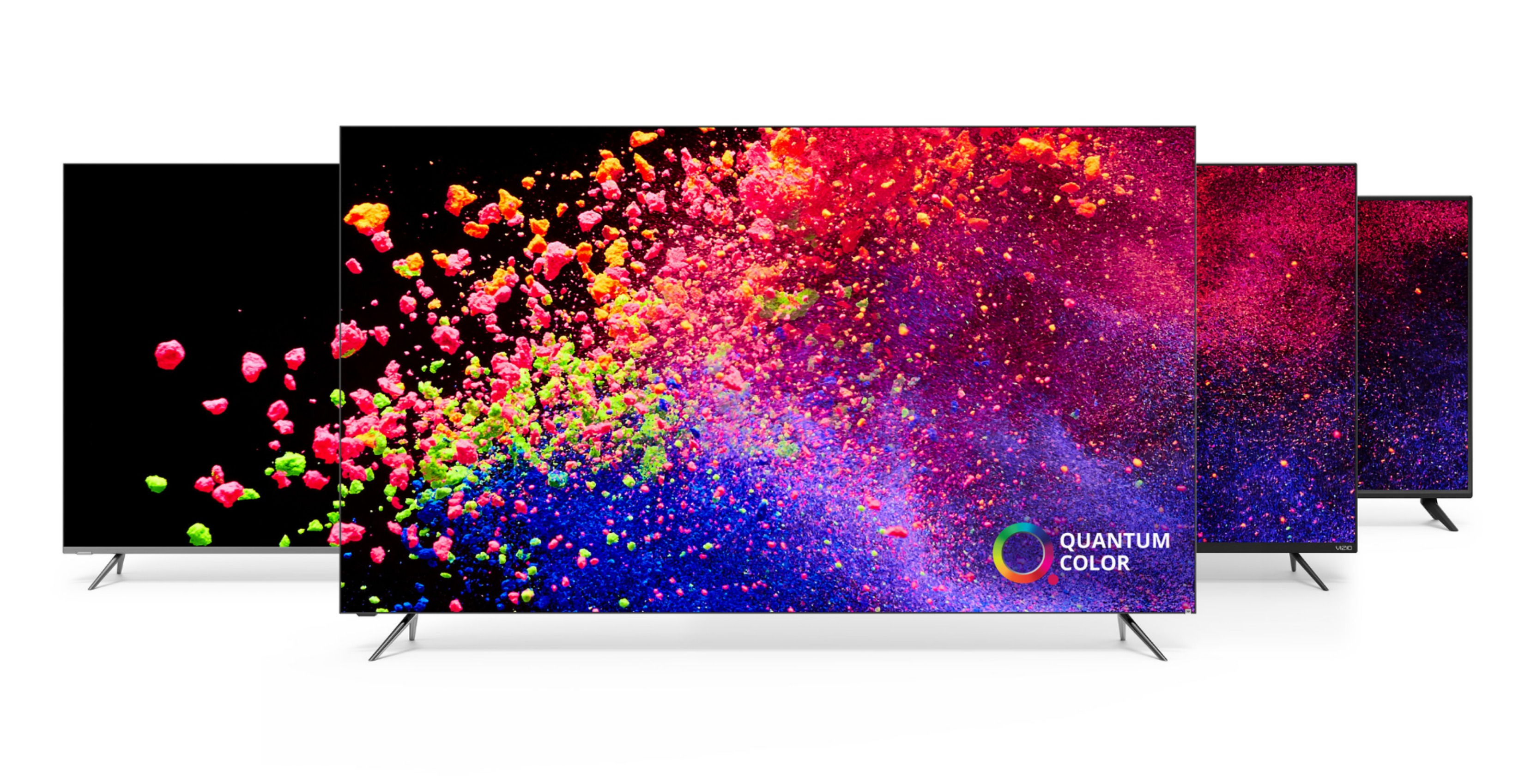 Vizio releases 4K HDR smart TVs with upcoming Airplay 2 and HomeKit support