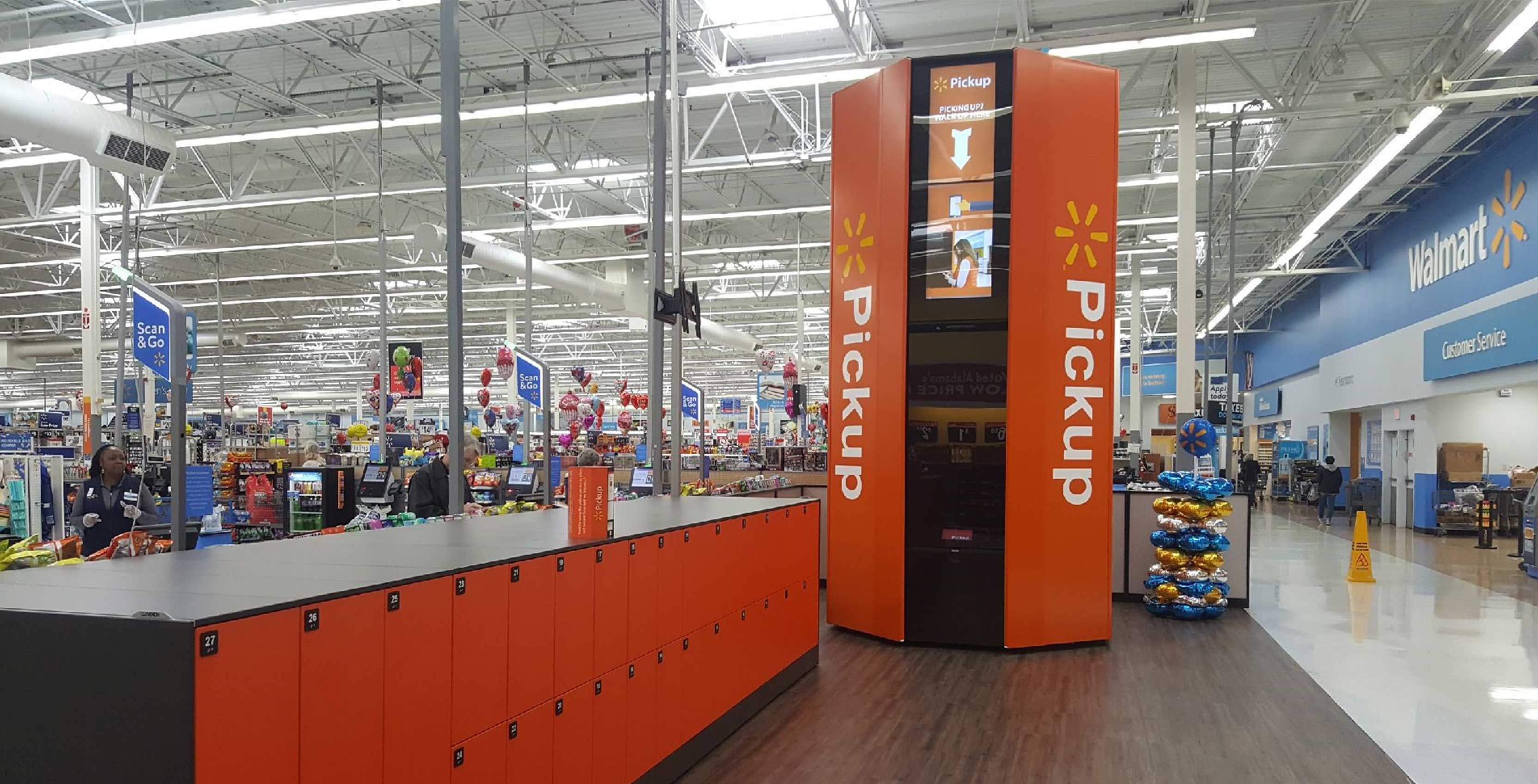 Walmart invests $200 million towards its in-store experience and online pickup integration