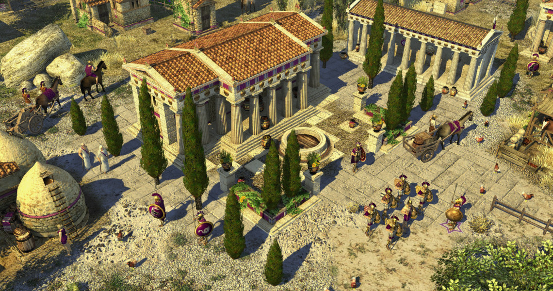 Age Of Empires 4 {Eddie Cheever}