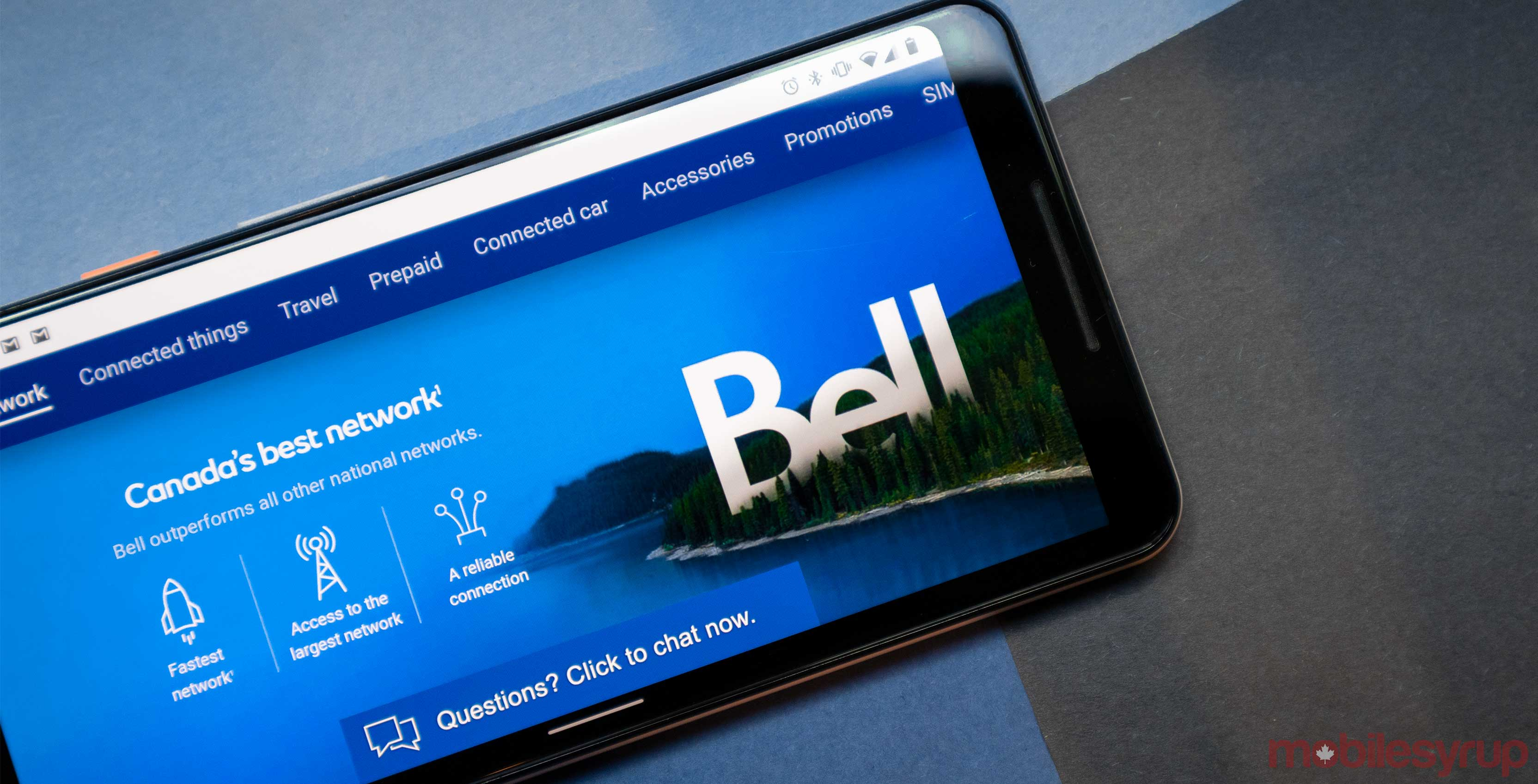 Some Bell users reportedly getting 5GB of free data for a loyalty offer