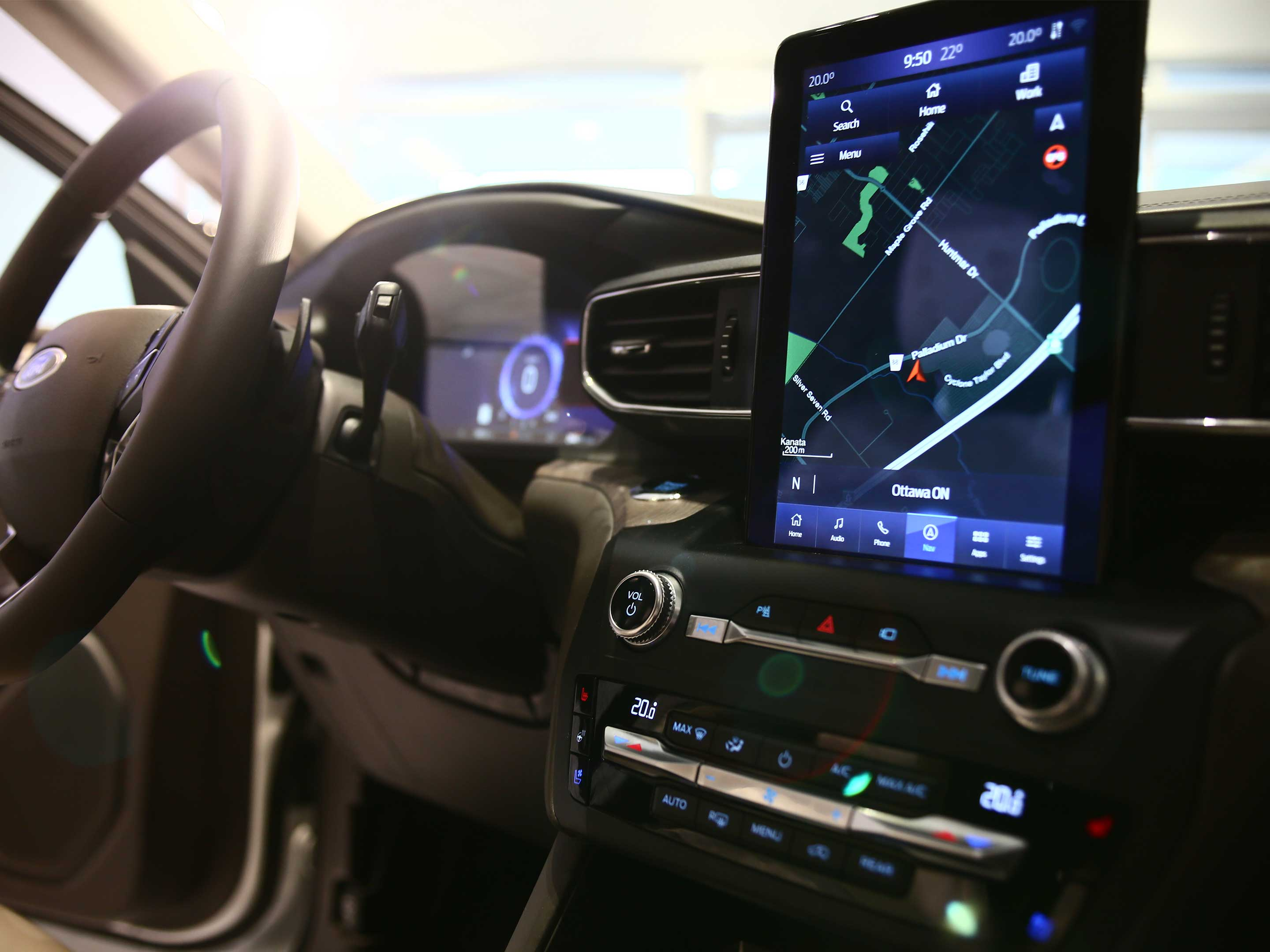 Ford's Canadian software teams helped develop SYNC 3 update
