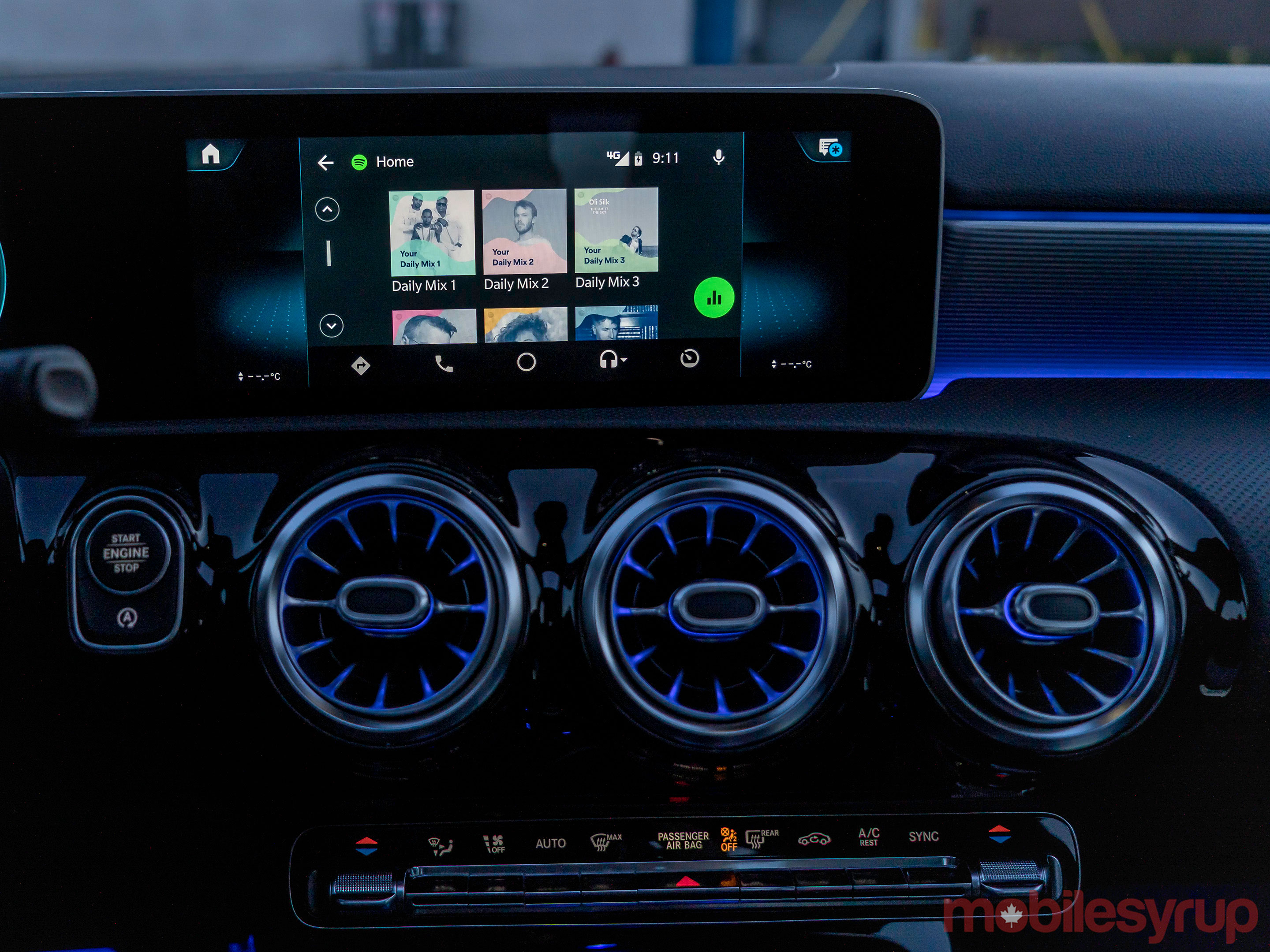 Mercedes-Benz MBUX Infotainment System Review: A broad offering