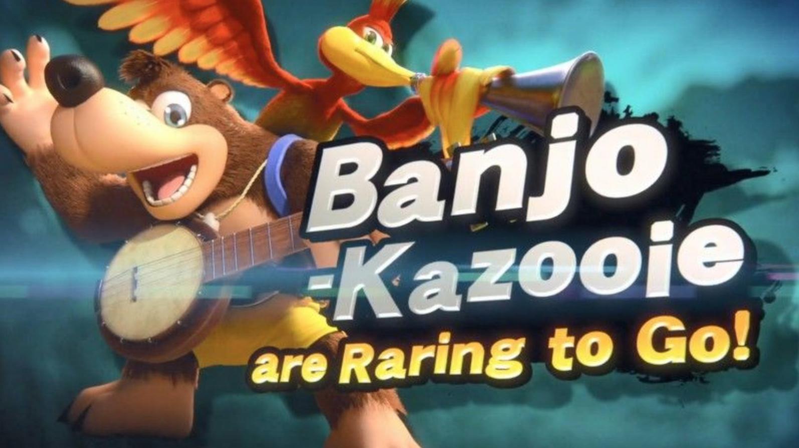 Banjo-Kazooie Smash Bros.