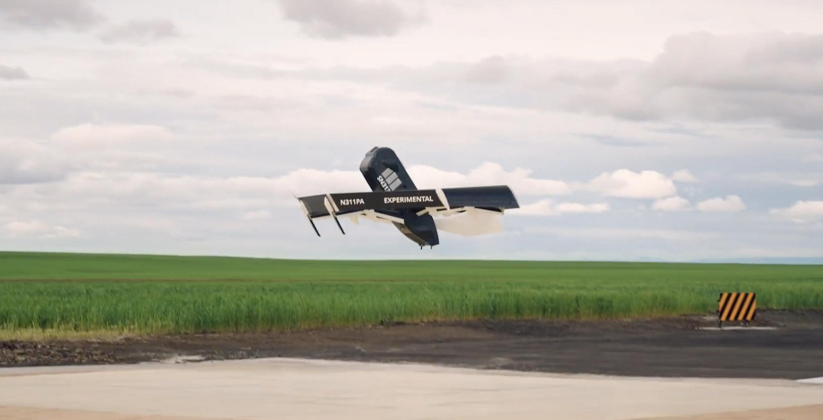 Amazon Prime Air delivery drone