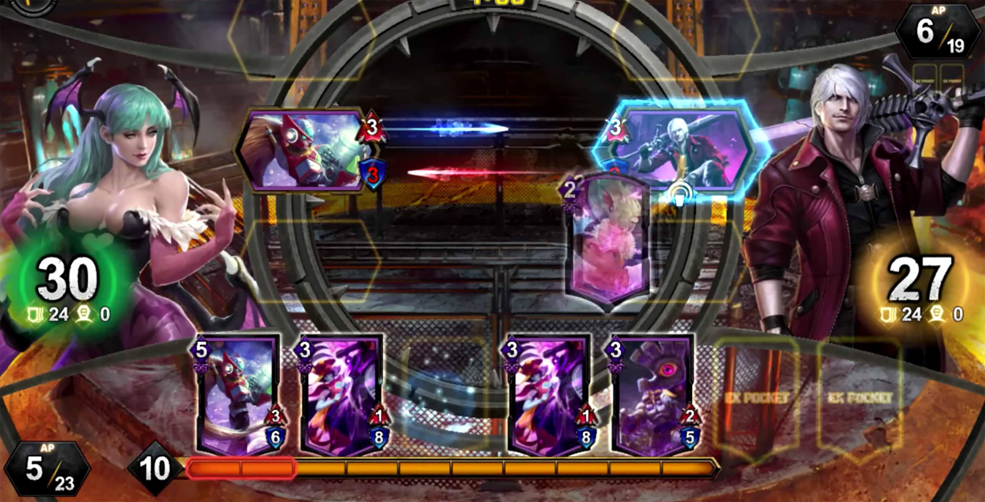 Capcom Project Battle