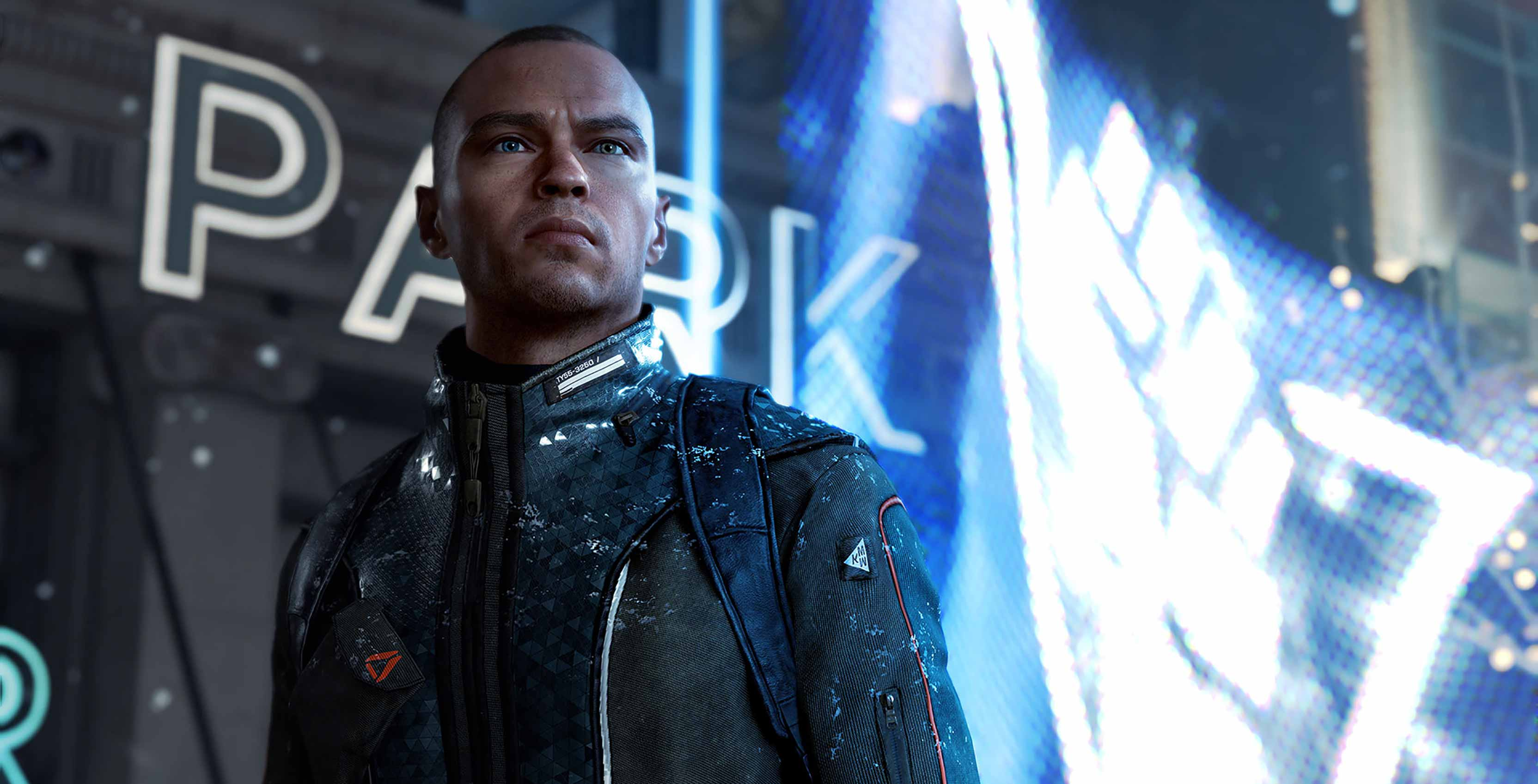 Detroit: Become Human Markus
