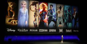 Disney+ content lineup
