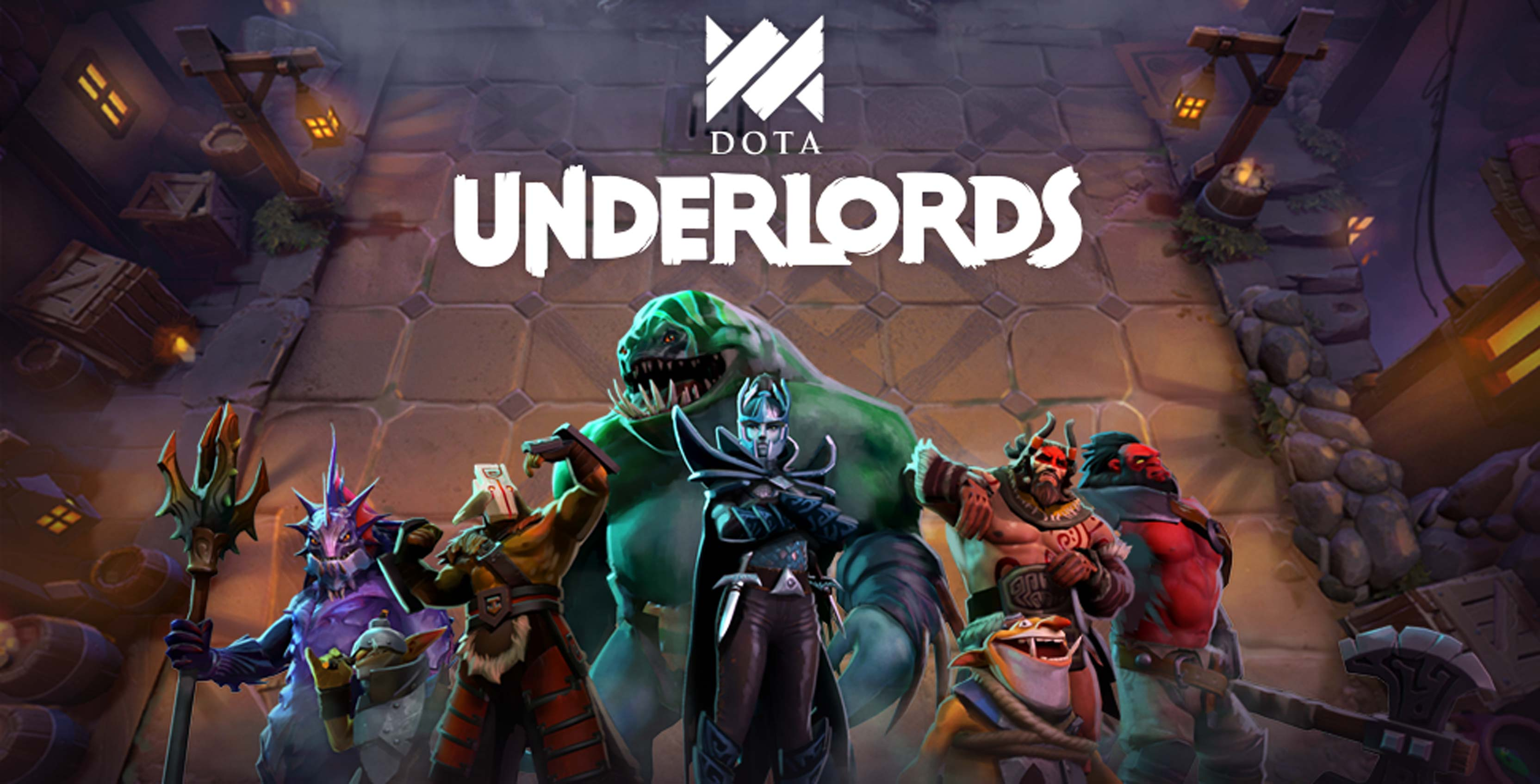Dota Underlords open beta now available on iOS and Android