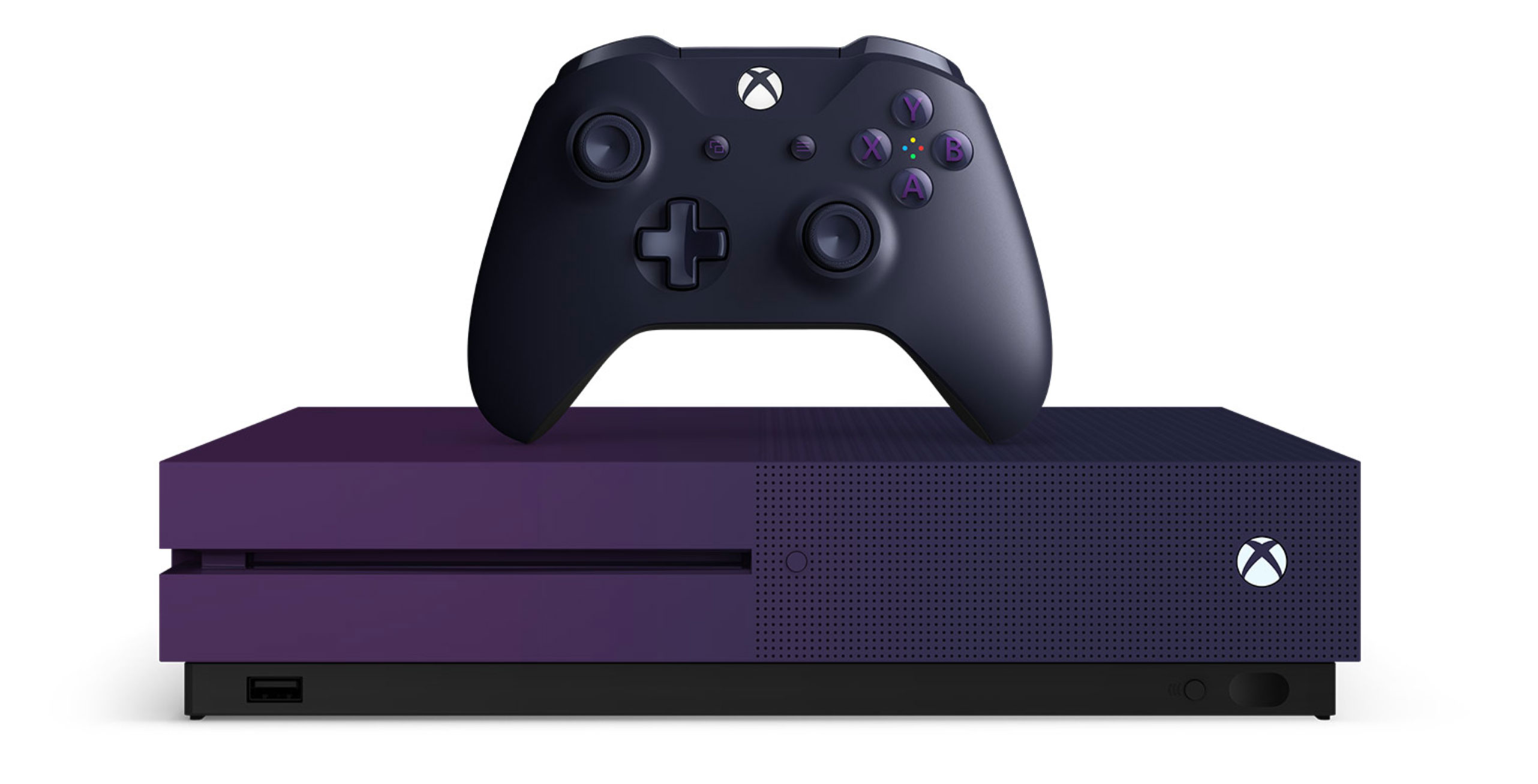 Microsoft Reveals Fortnite Battle Royale Special Edition Xbox One S