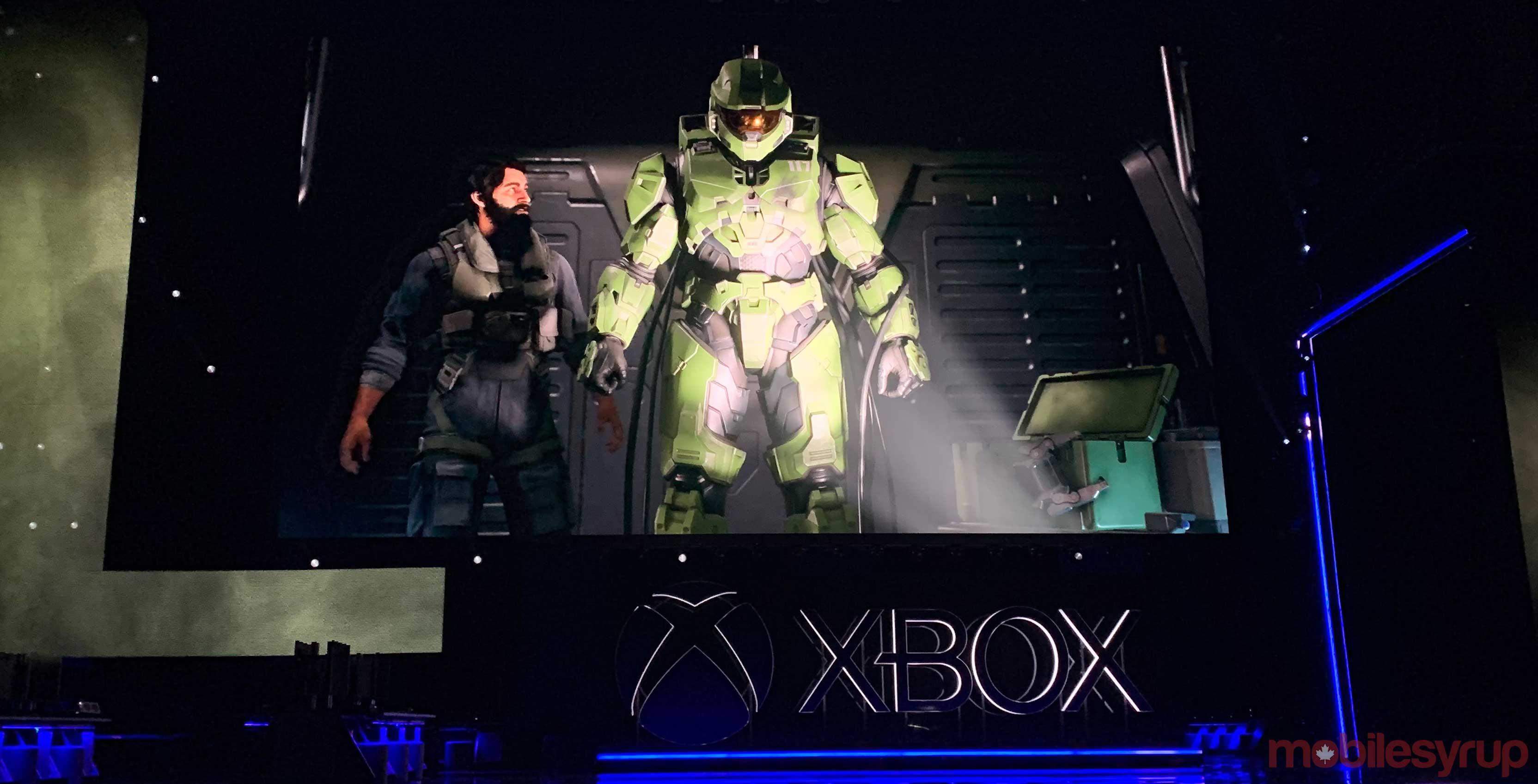 Halo Infinite Will Launch Alongside Microsoft S Project