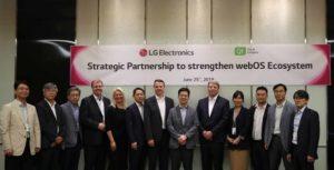 LG partnership