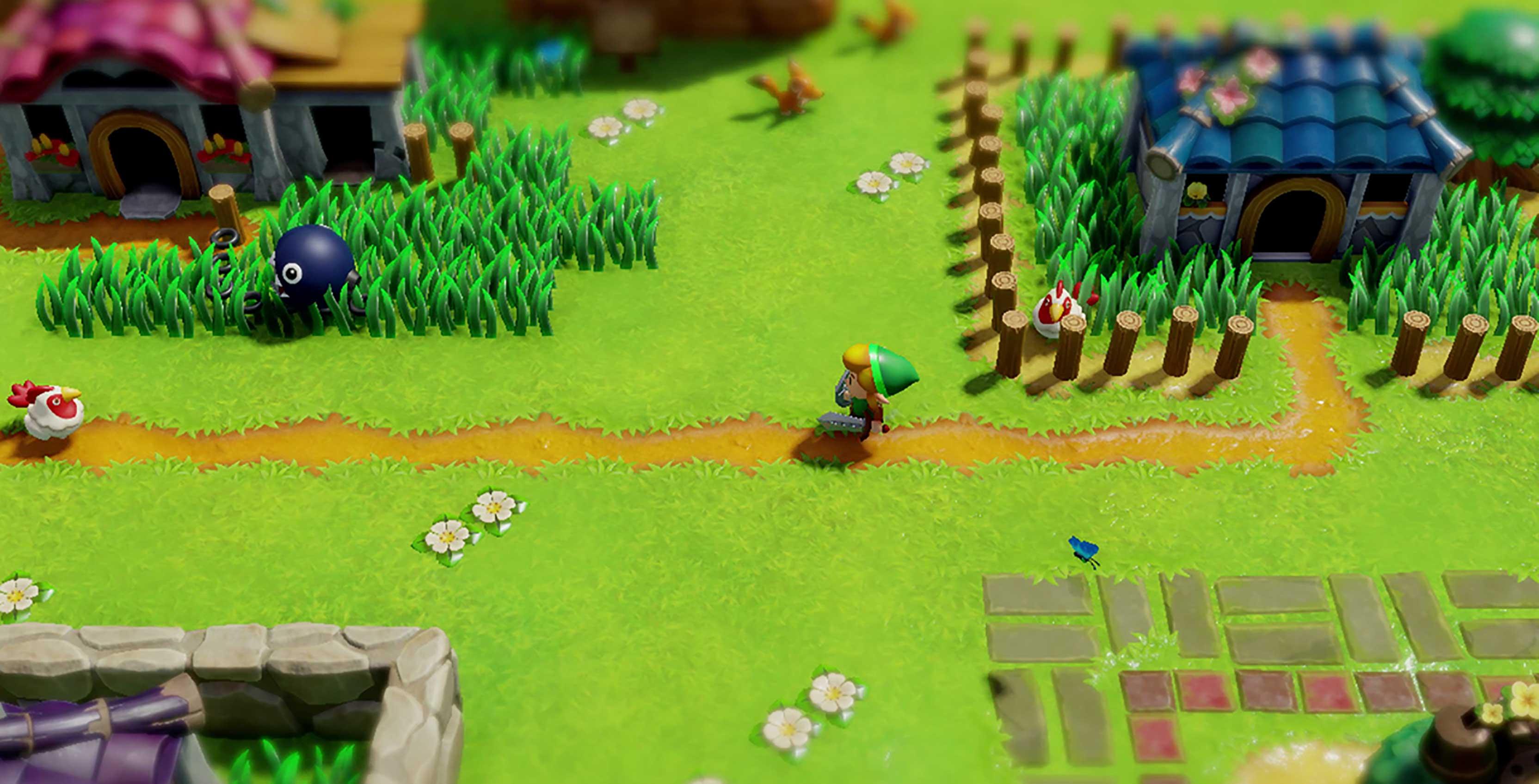 Link's Awakening remake