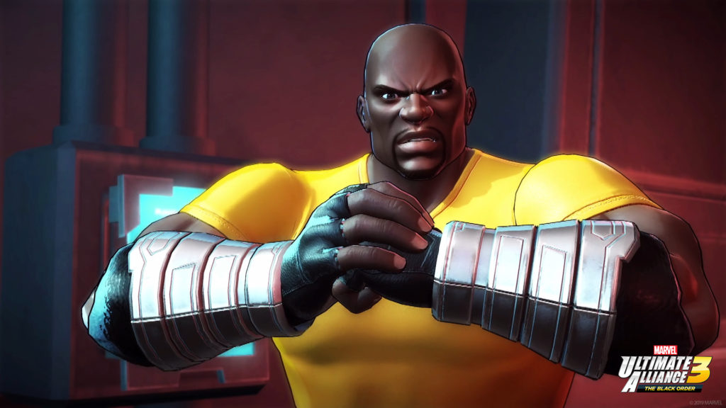 Marvel Ultimate Alliance 3 Luke Cage
