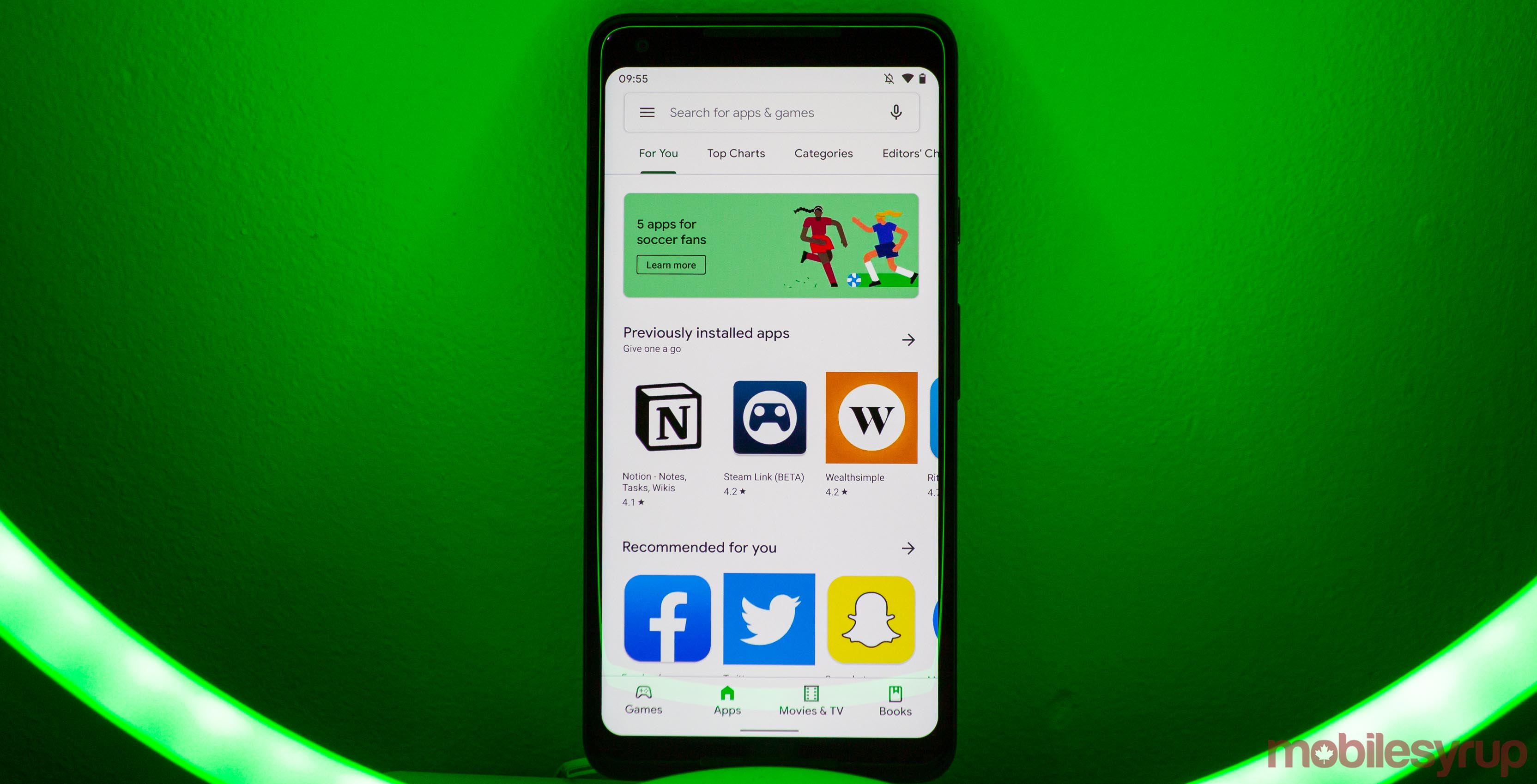 Developers can now add 'tags' to apps in the Play Store to