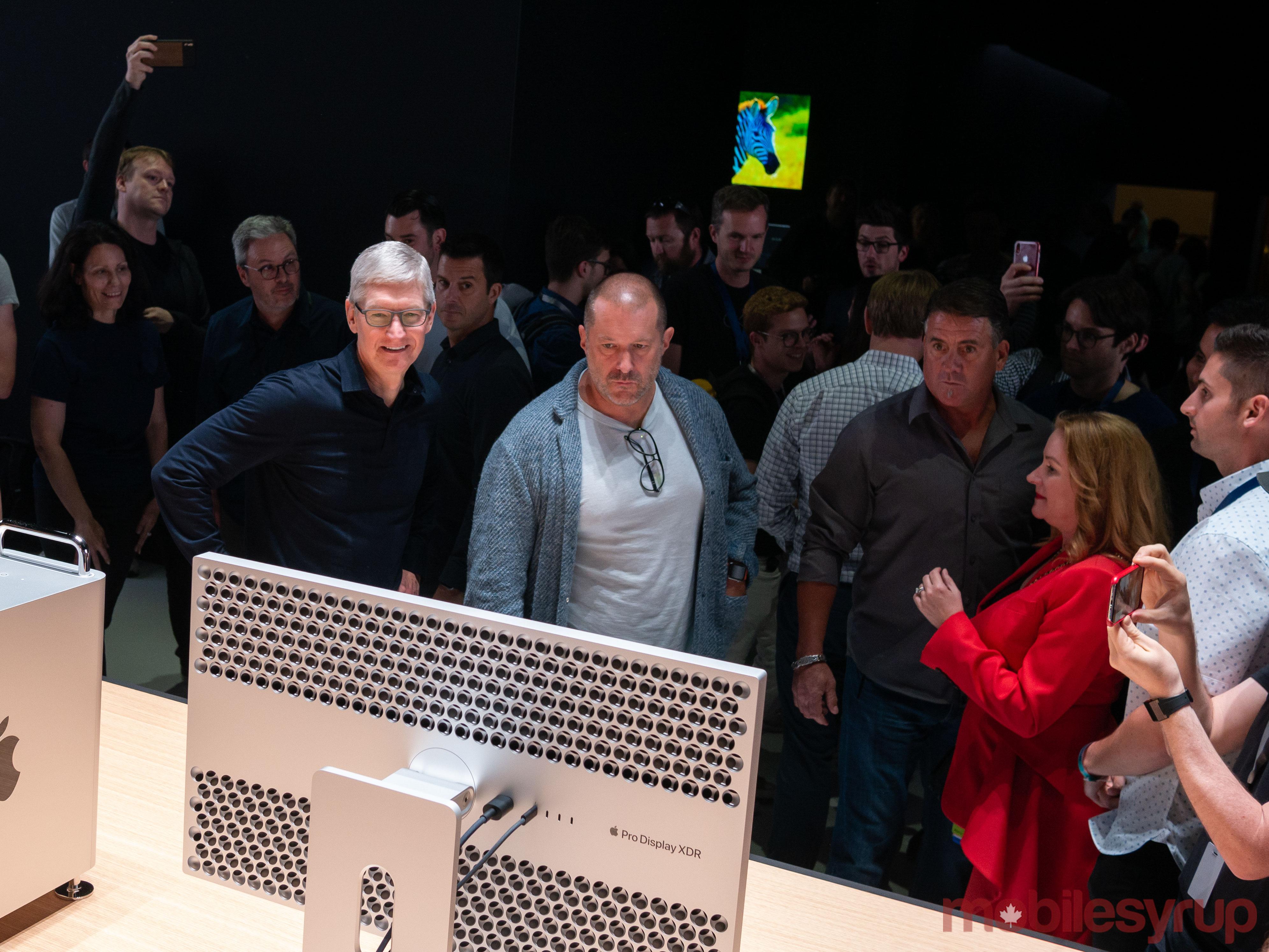 Tim Cook WWDC Mac Pro