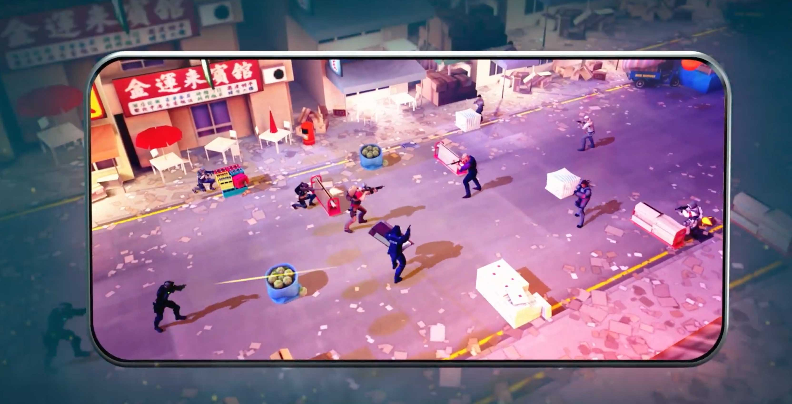 Ubisoft shows off Tom Clancy's Elite Squad mobile game at E3