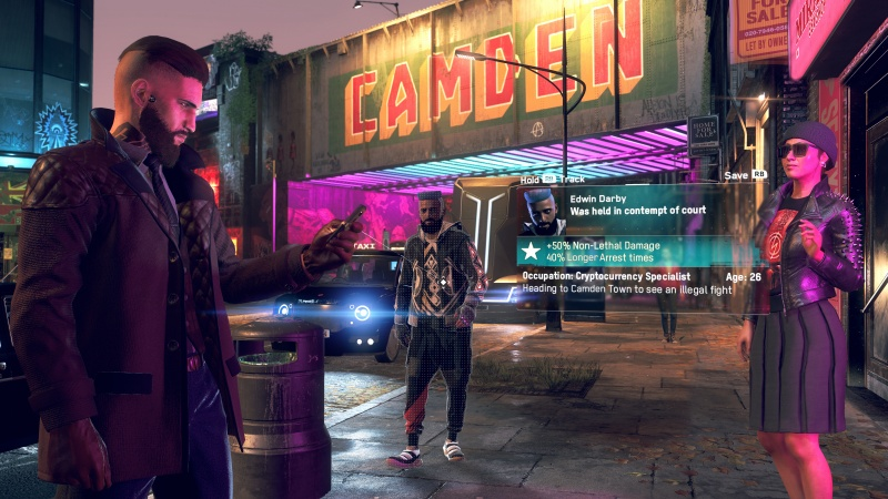 Watch Dogs: Legion profiling