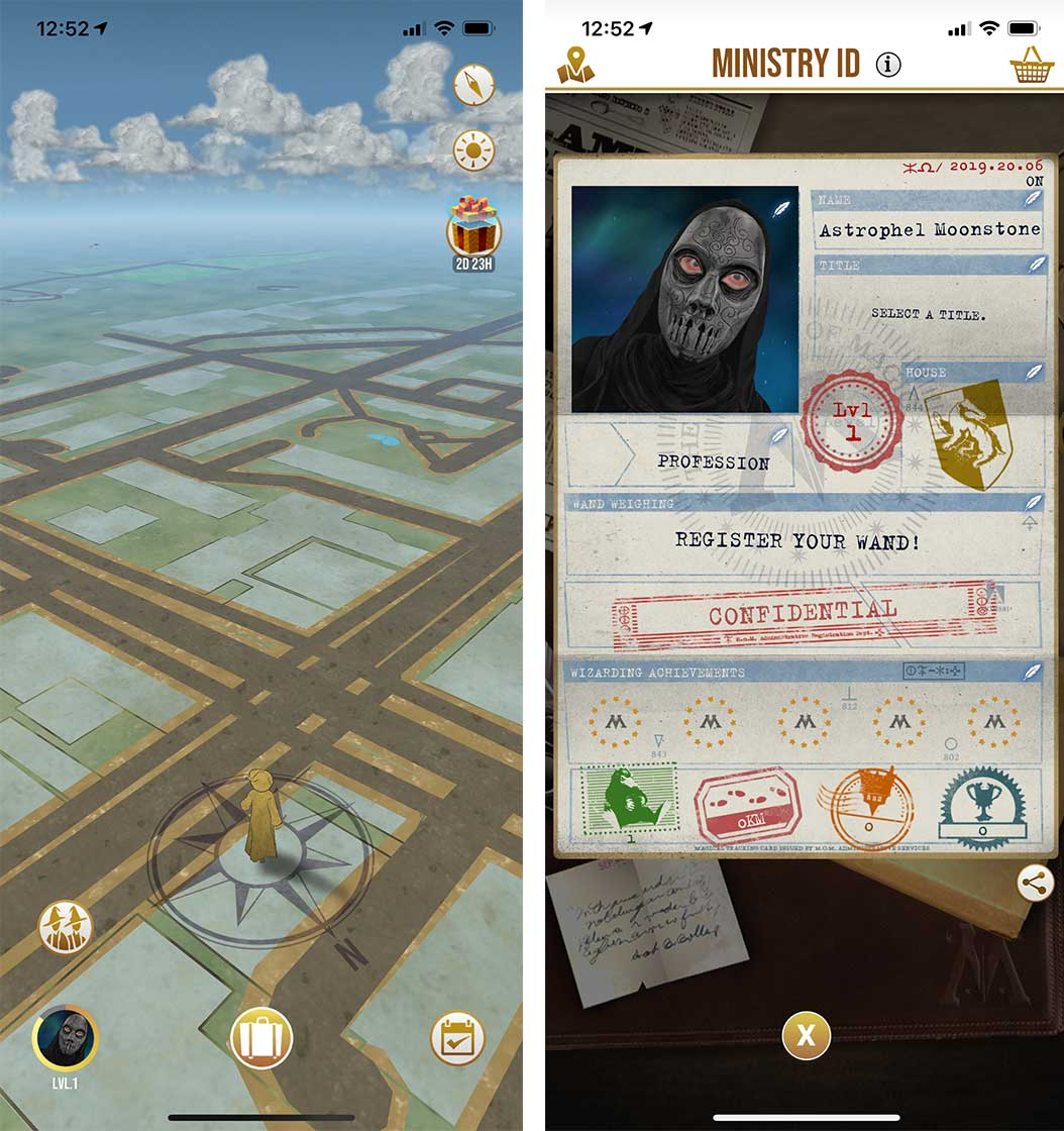 You can't play Niantic's Harry Potter: Wizards Unite in