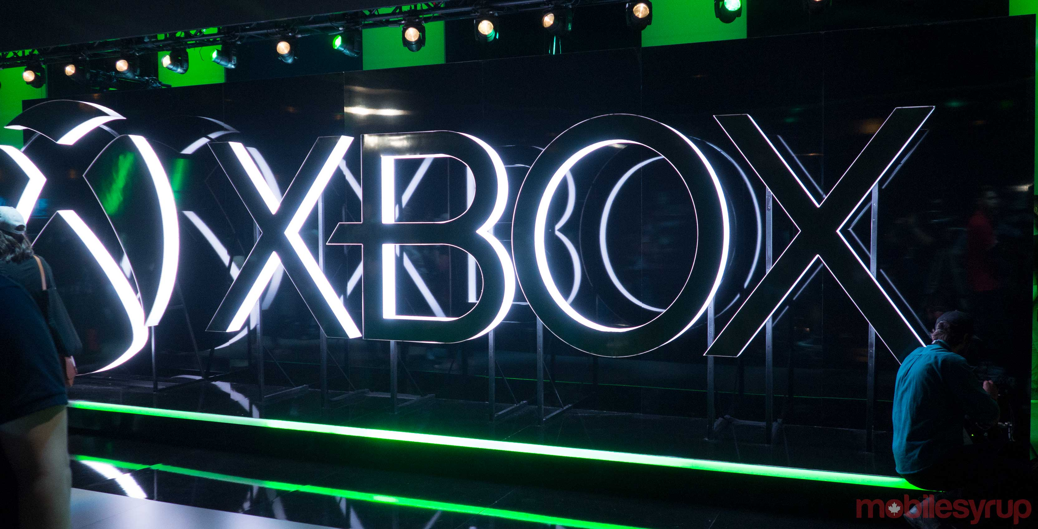 What did Xbox boss say?