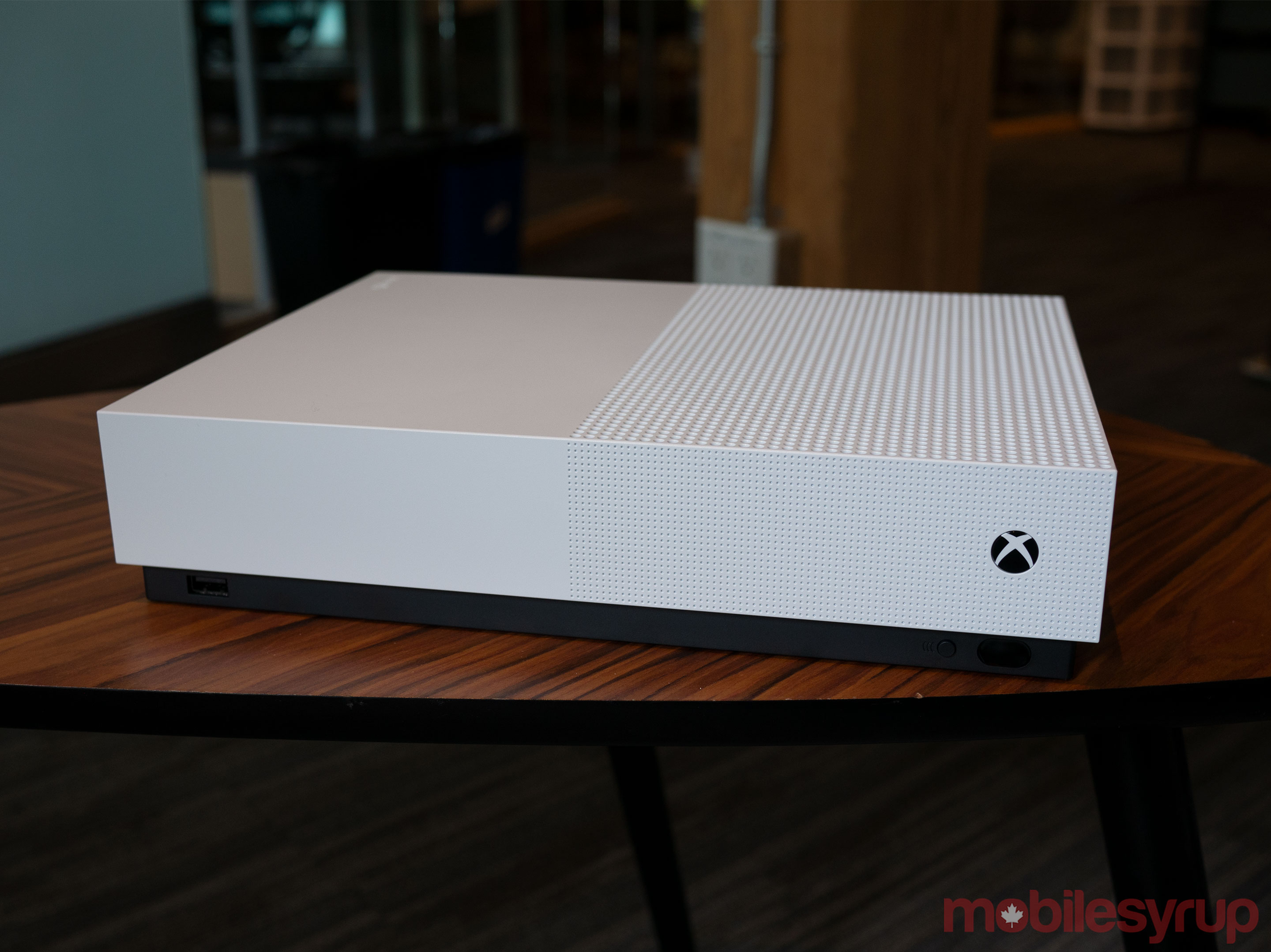 Microsoft's Xbox One S All-Digital Edition is an interesting