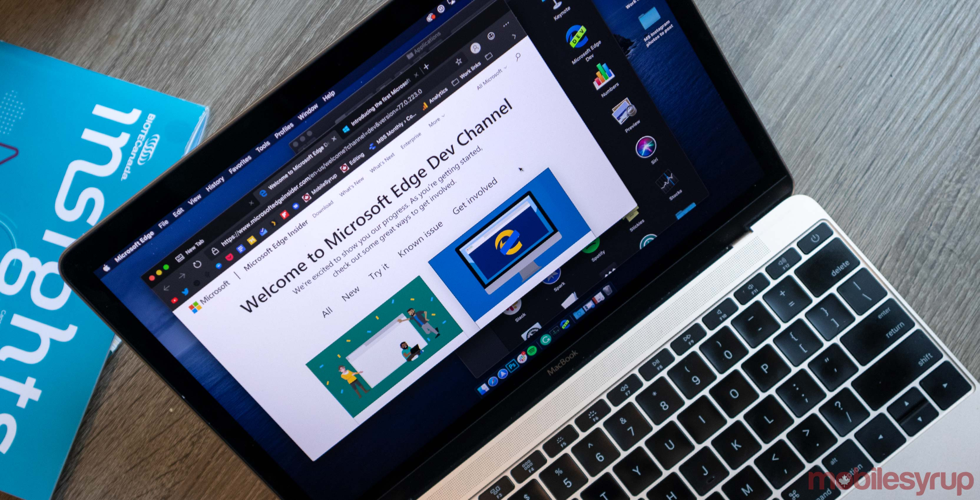 Microsoft Edge for macOS beta adds Read Aloud accessibility