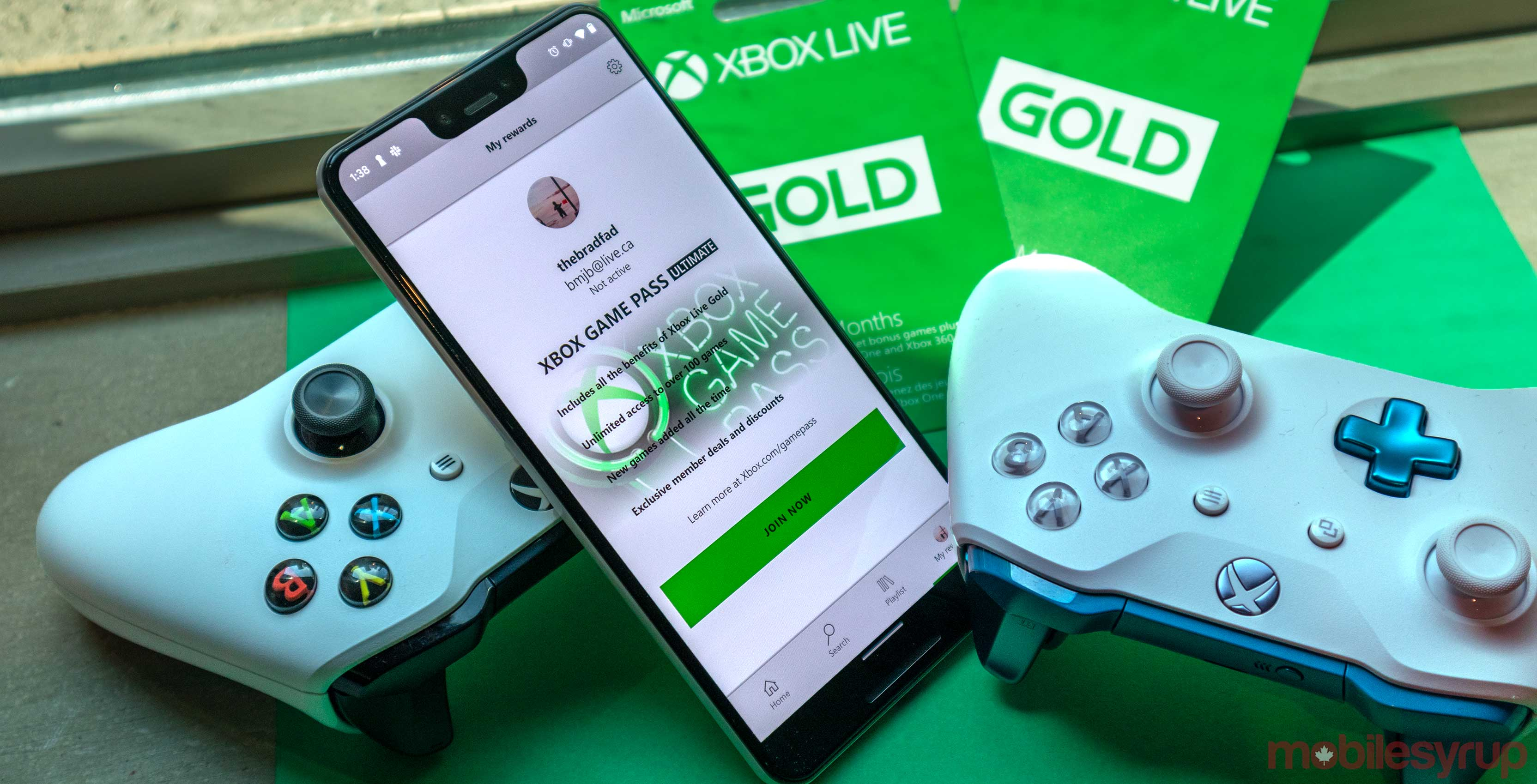 Xbox is offering an unbelievable Xbox Live + Game Pass