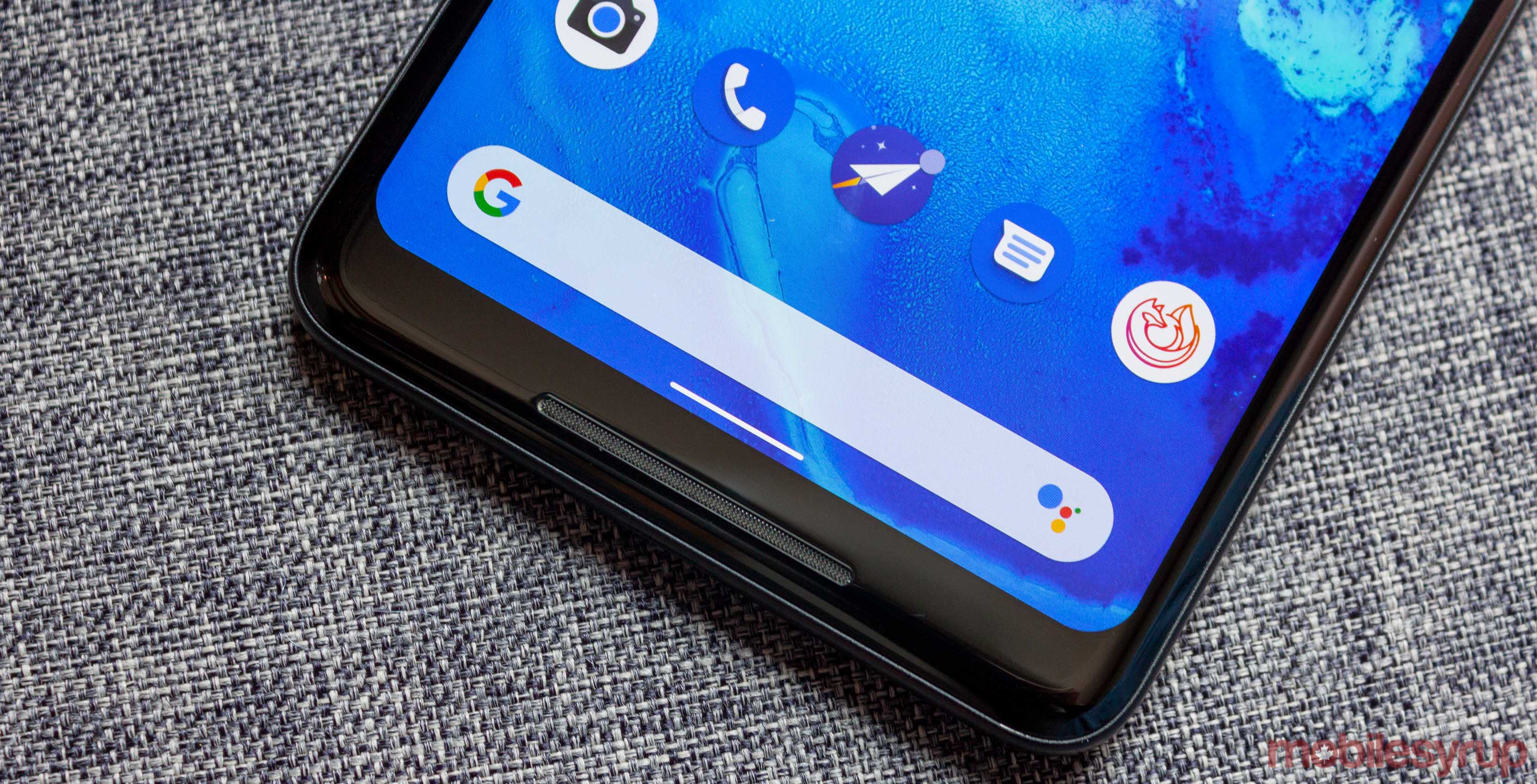 Android Q Beta gesture navigation