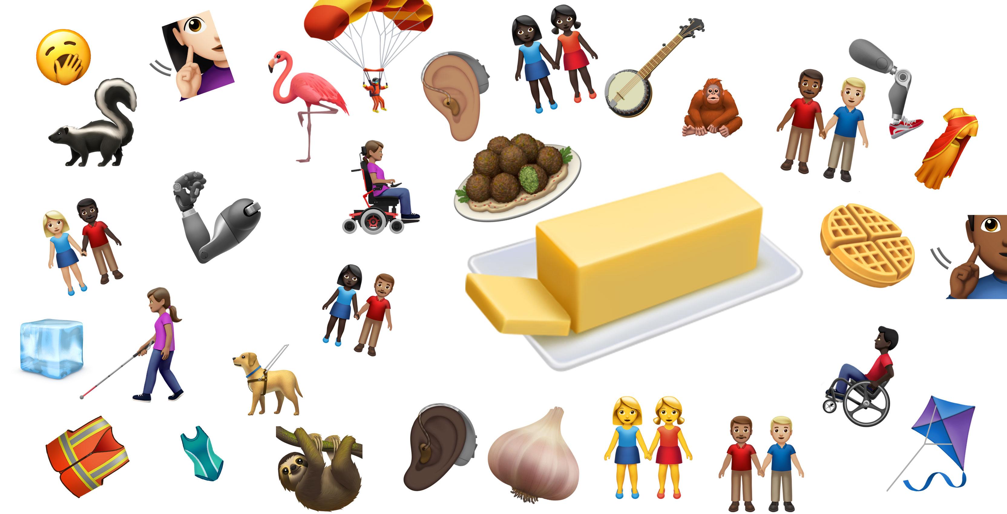 Apple shows off new iOS 13 emoji in in celebration of World Emoji Day