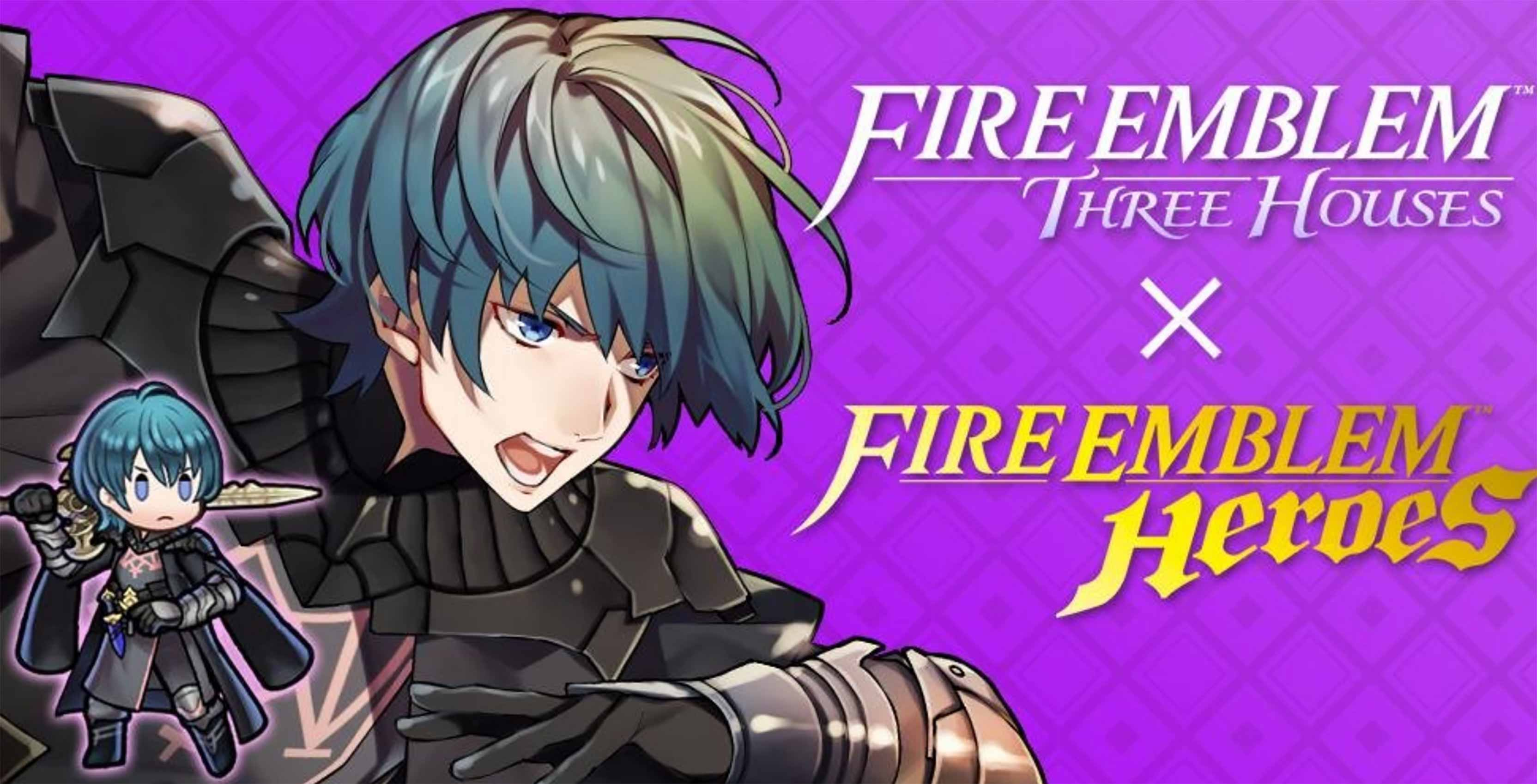 Fire Emblem: Three Houses Byleth