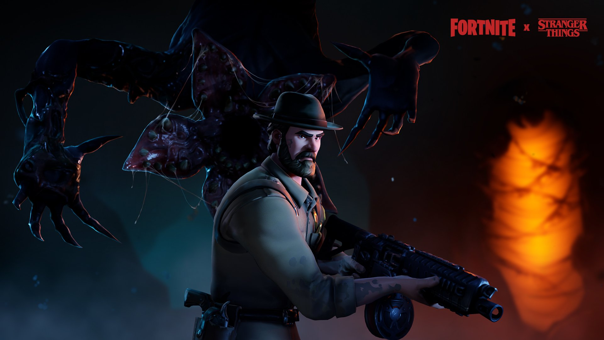 Fortnite x Stranger Things' crossover brings new skins to the battle