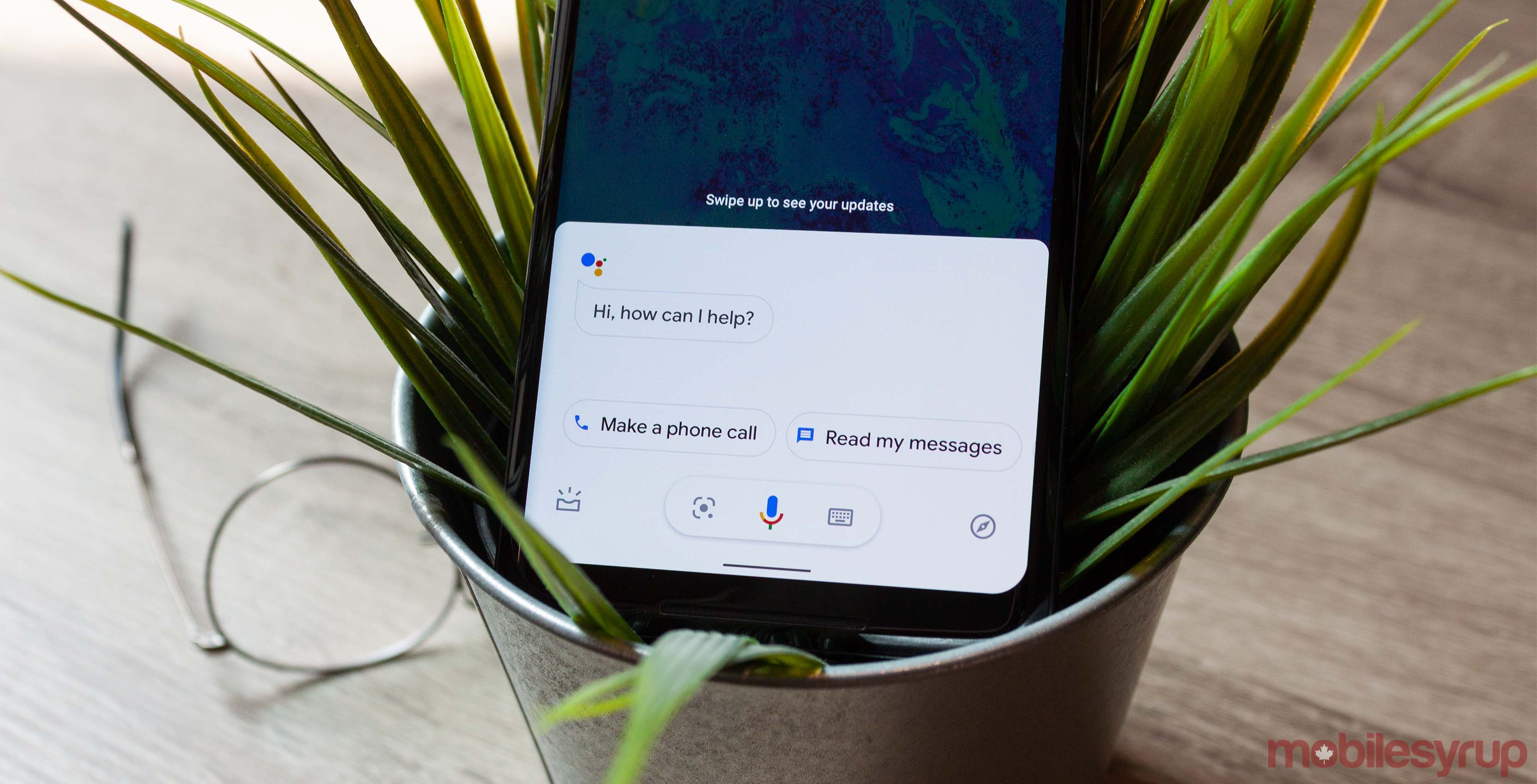 Google testing new, compact Assistant layout ahead of major