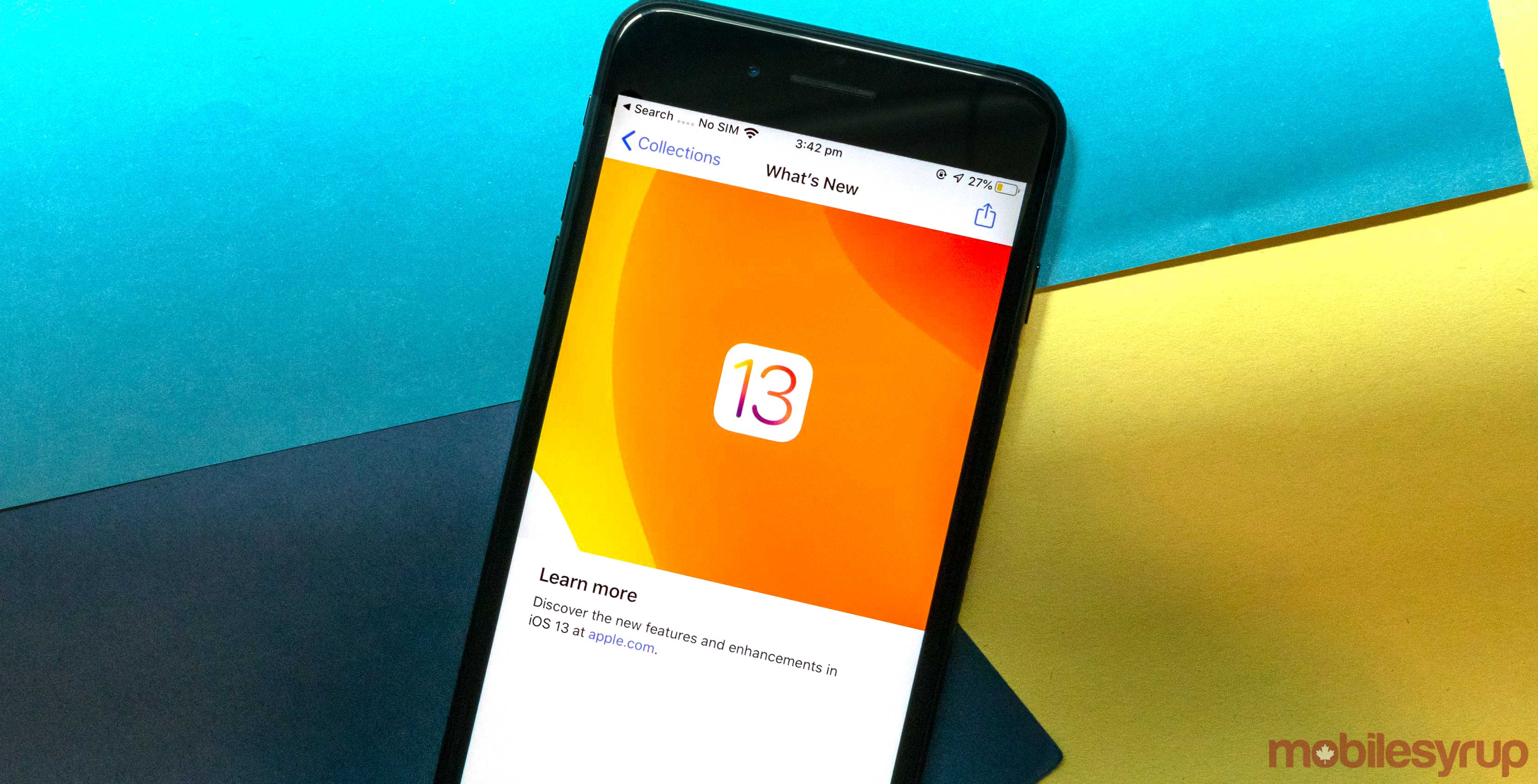 iOS 13 is here and you can download it now