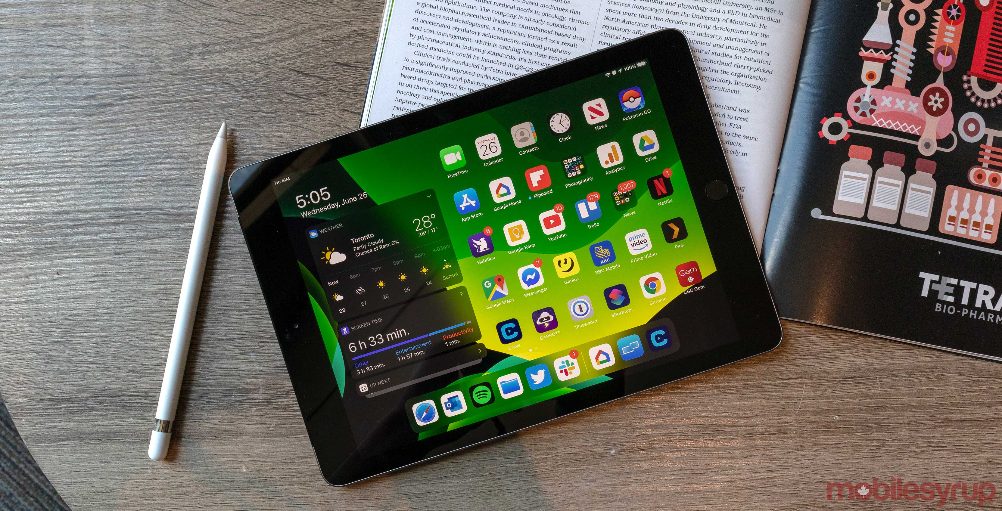 Filings hint Apple could be planning to release new iPads