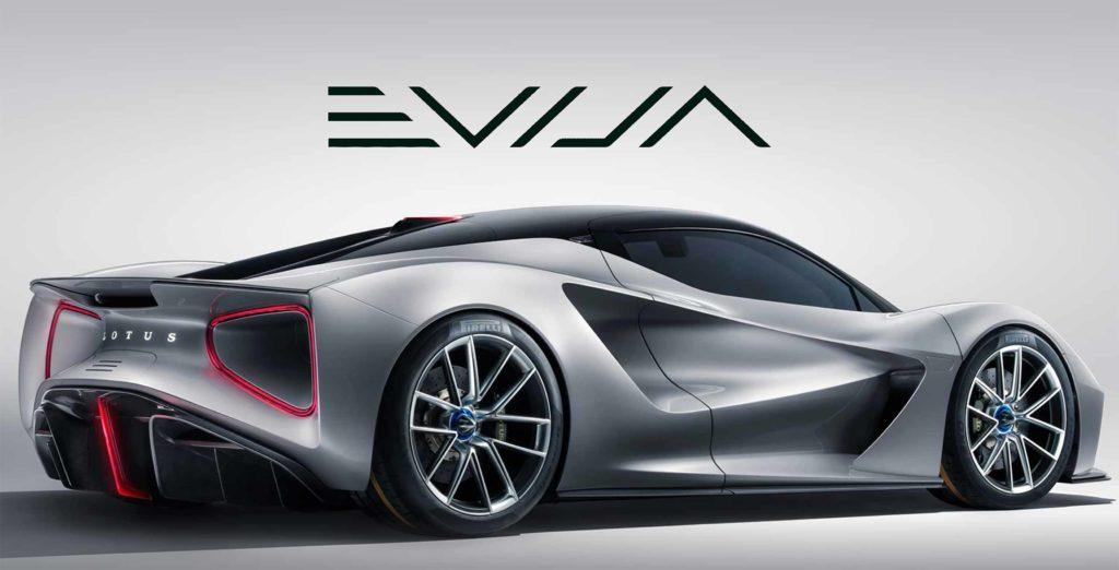 Lotus Evija 2 000-koňová Lotus beštia: Najvýkonnejšie sériové auto na svete!