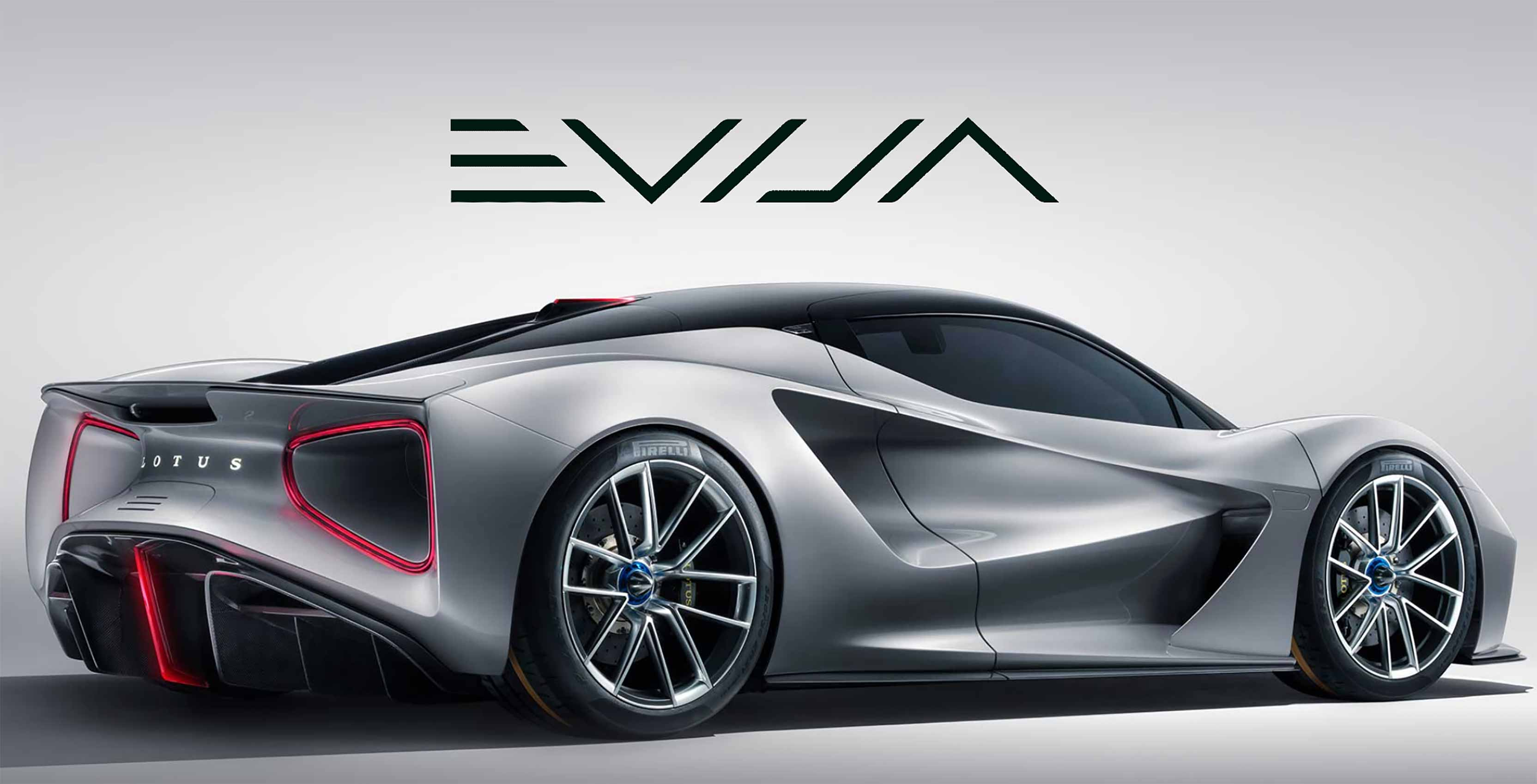Lotus goes upmarket, unveals a new electric hypercar