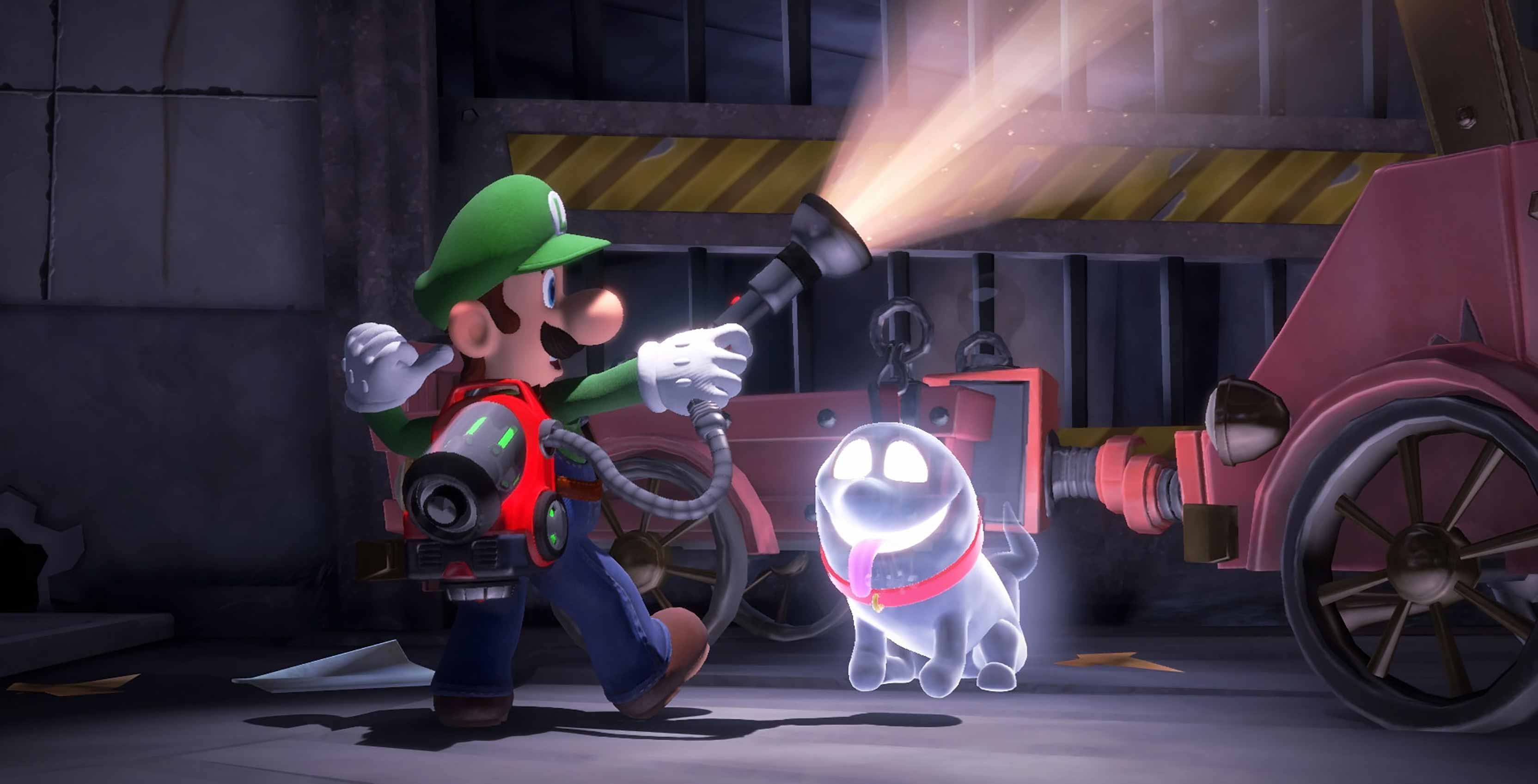 Vancouver Made Luigi S Mansion 3 Launches On Nintendo Switch
