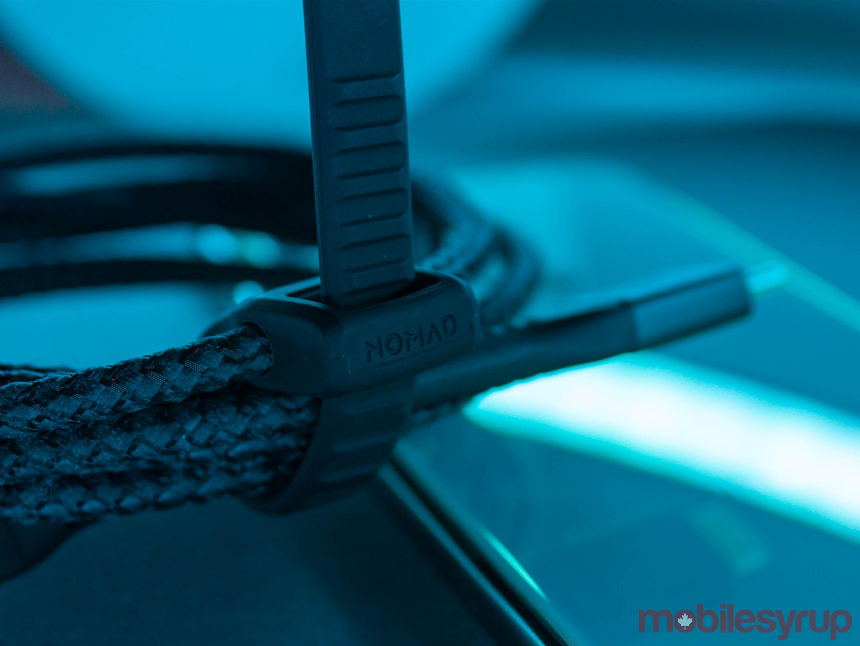 Nomad Kevlar cable strap